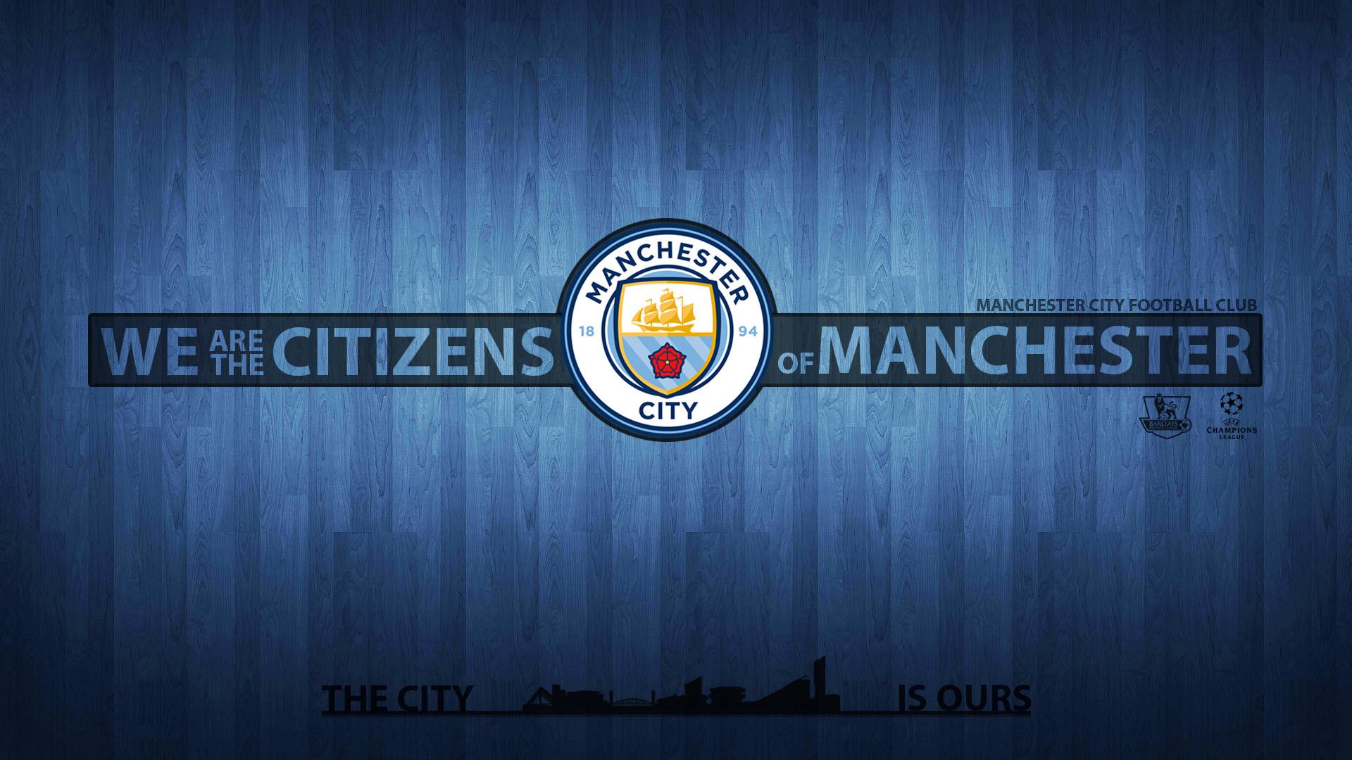 Manchester City: Manchester City Background ·①