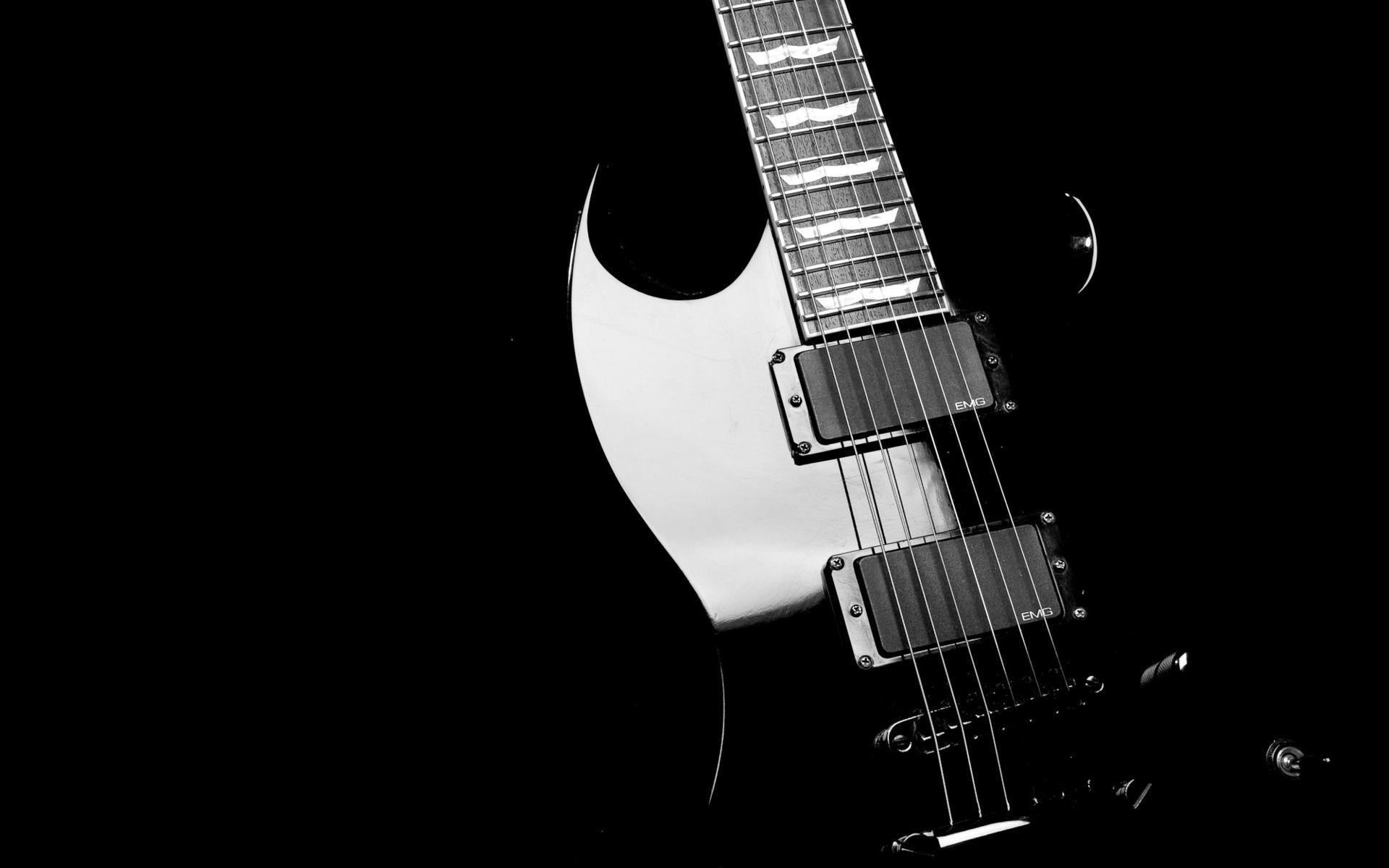 Hd Bass Guitar Wallpaper: 5 String Bass Guitar Wallpaper ·①