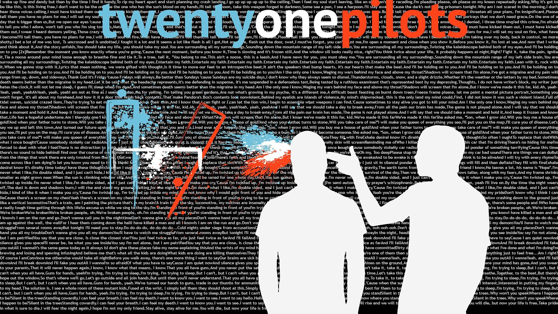 Twenty One Pilots Wallpapers Wallpapertag