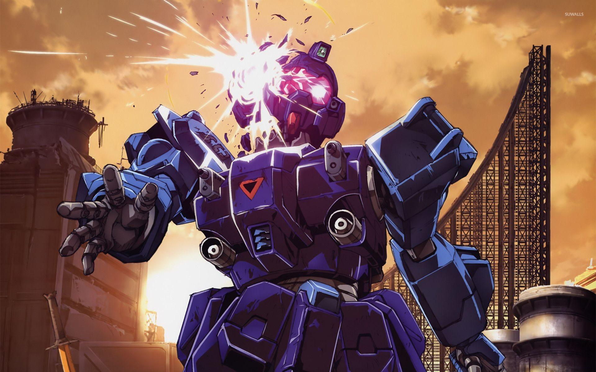 Gundam Strikedom Wallp...