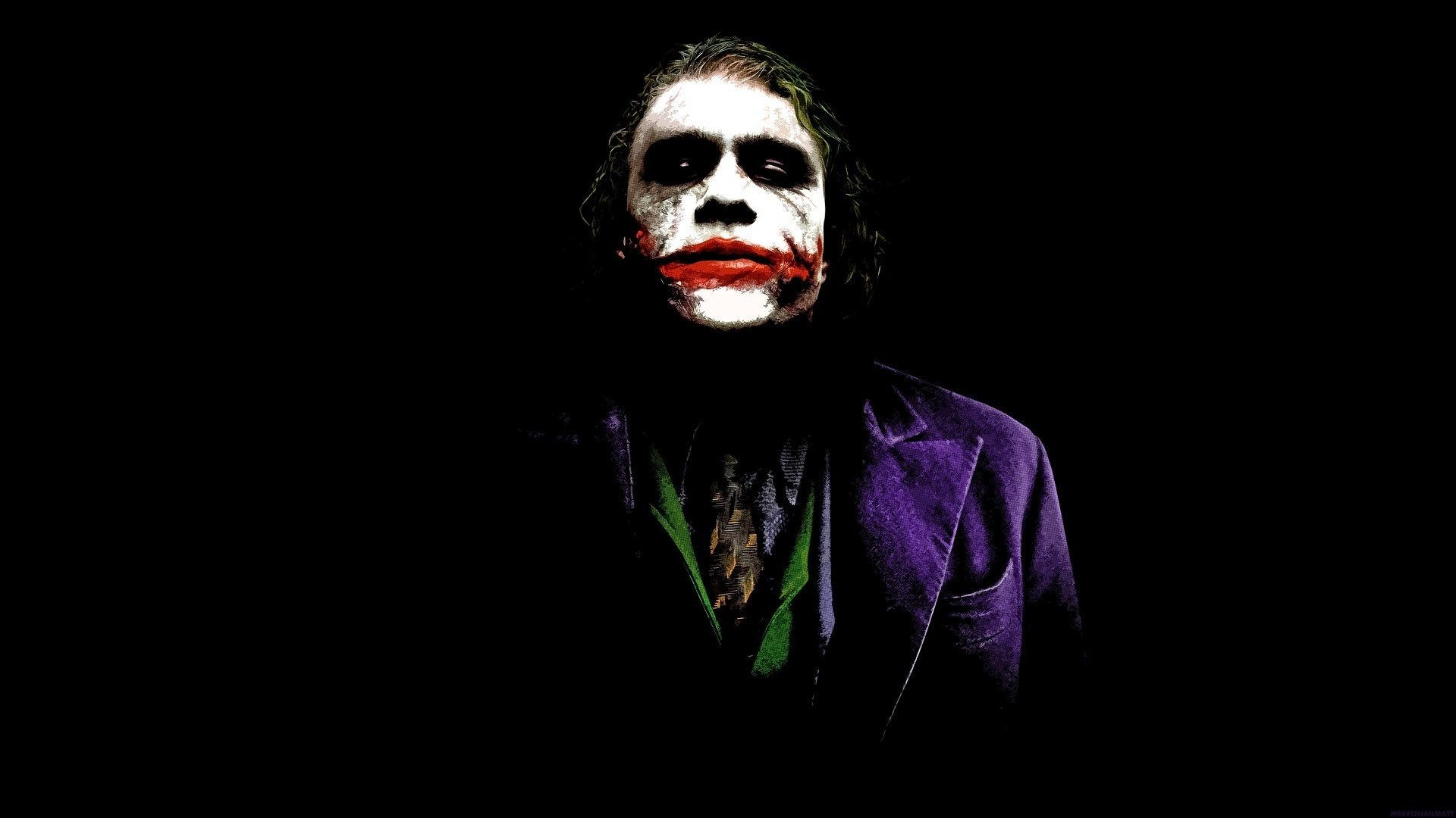 Heath Ledger Joker Wallpaper Wallpapertag