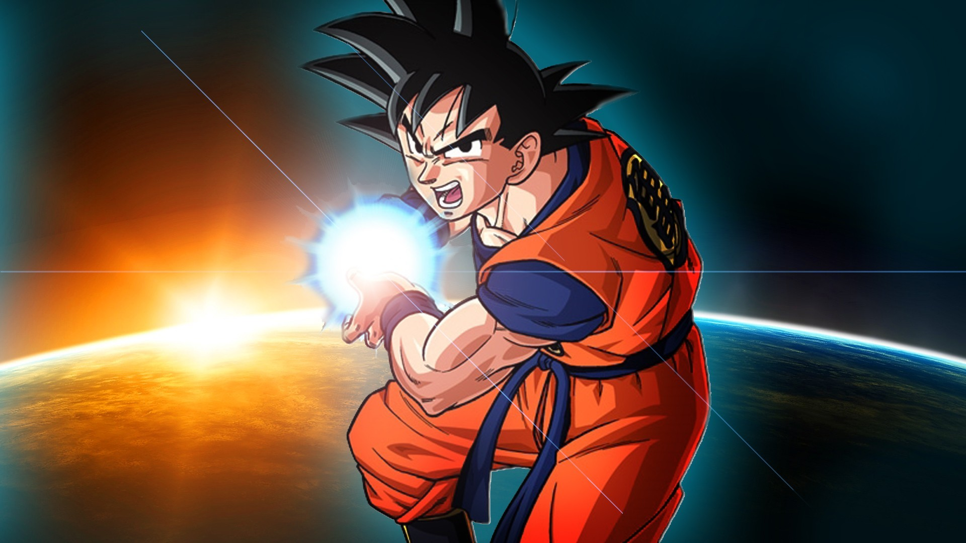 1920x1080 Dragon Ball Z Goku Wallpaper Download Jpb