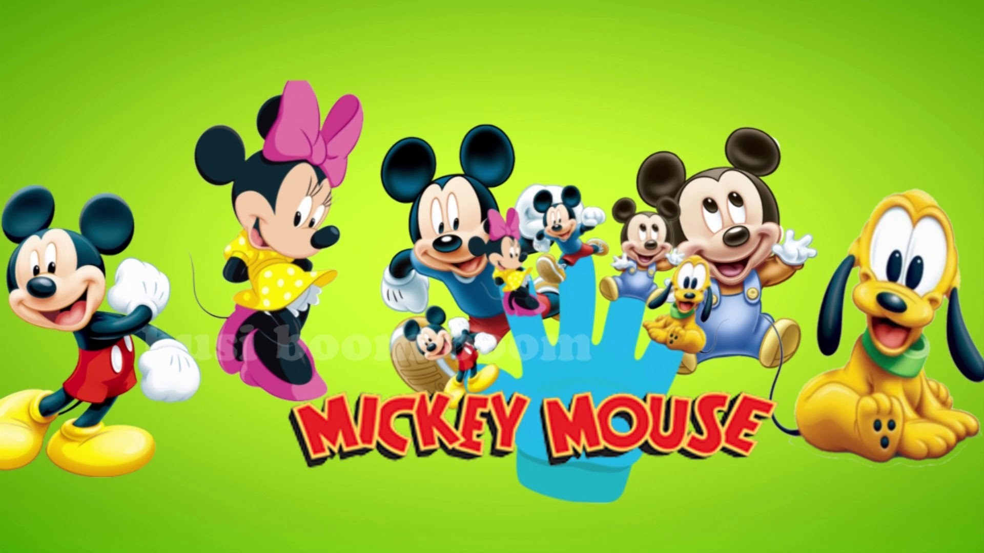Mickey Mouse Background 183 ① Download Free Wallpapers For
