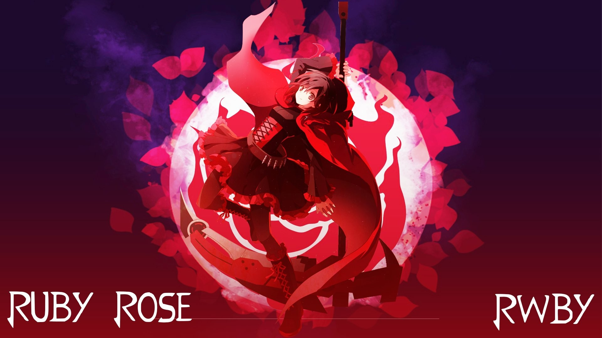 Ruby Rose RWBY Wallpaper 1 Download Free Beautiful Wallpapers For
