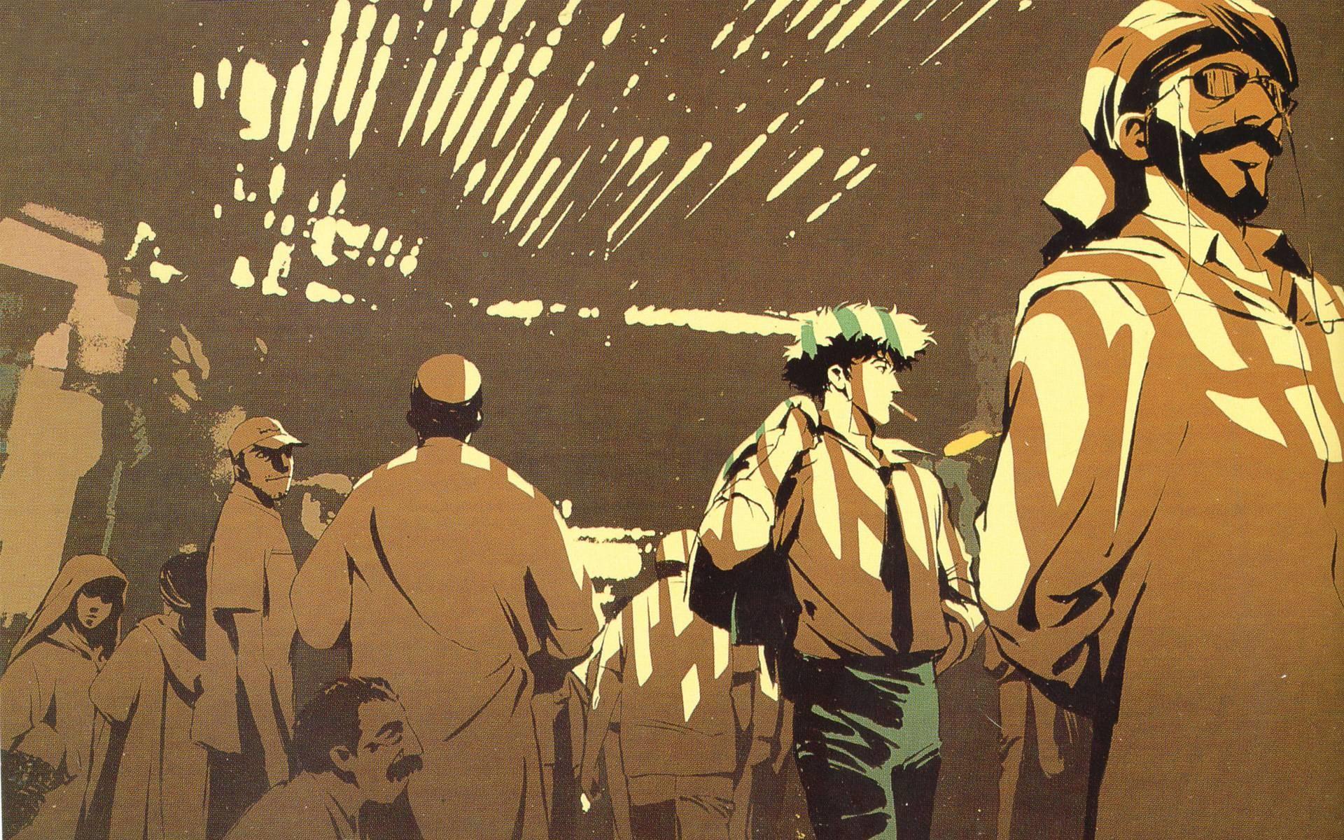 Cowboy Bebop Wallpapers ·① WallpaperTag