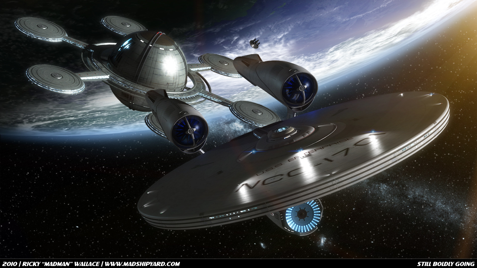1920x1080 Star Trek Enterprise Wallpaper HD Download Desktop