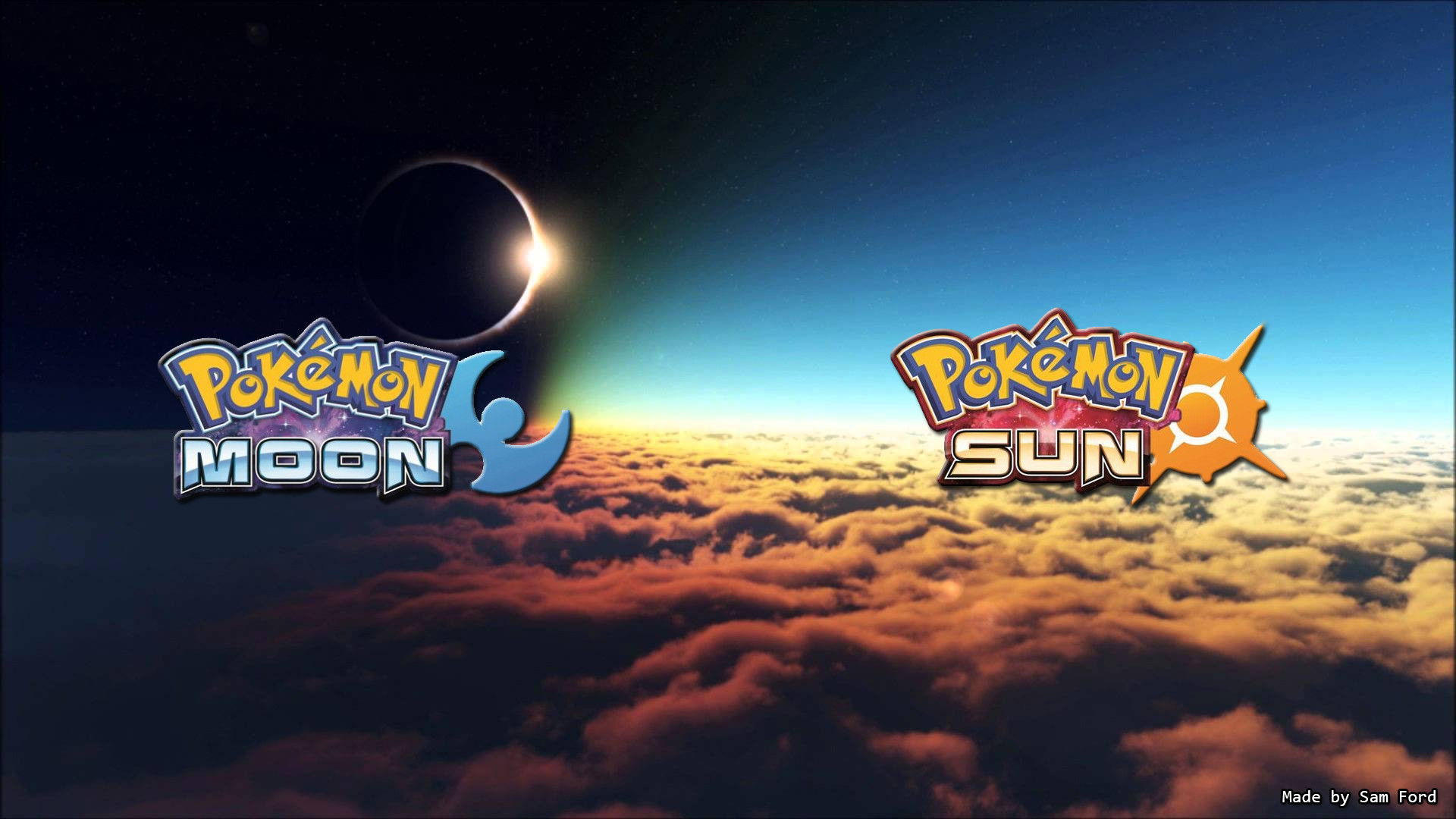 Pokemon Sun And Moon Wallpapers ·①