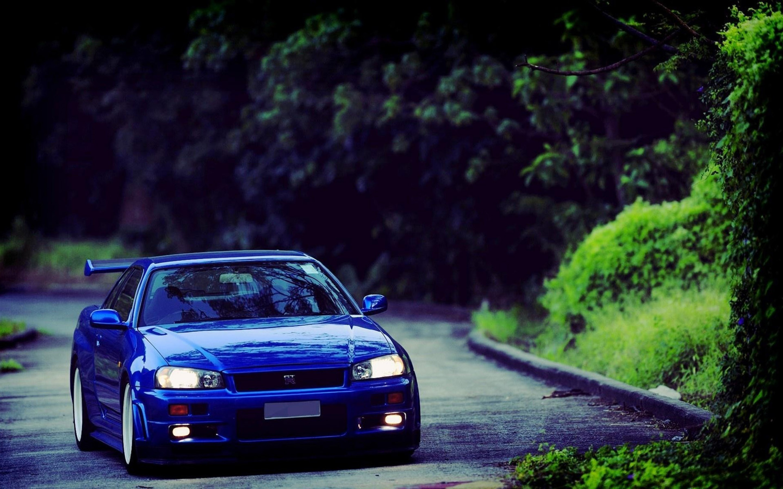 Nissan Skyline R34 Wallpaper