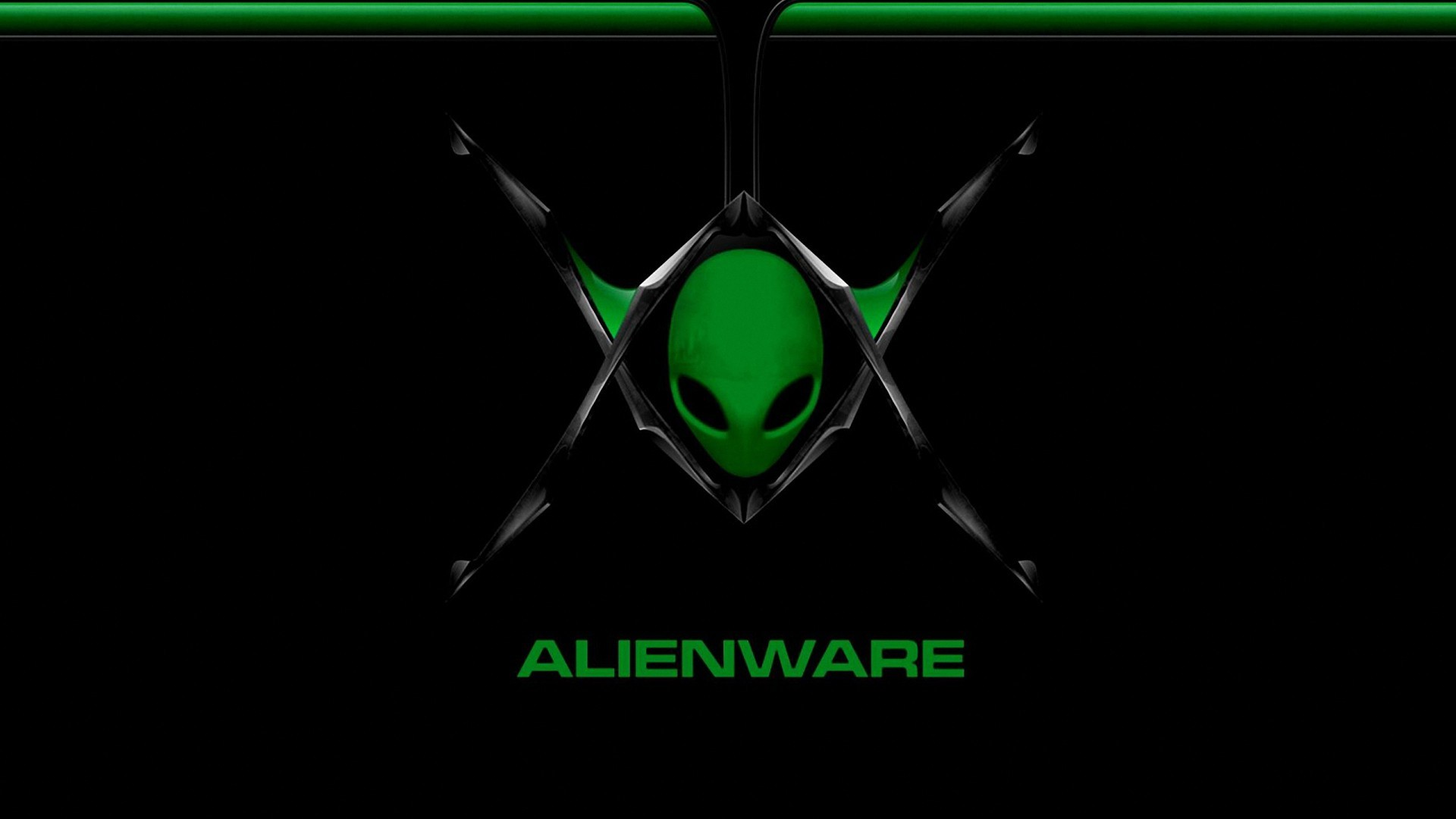 Green Alien Wallpaper Wallpapertag