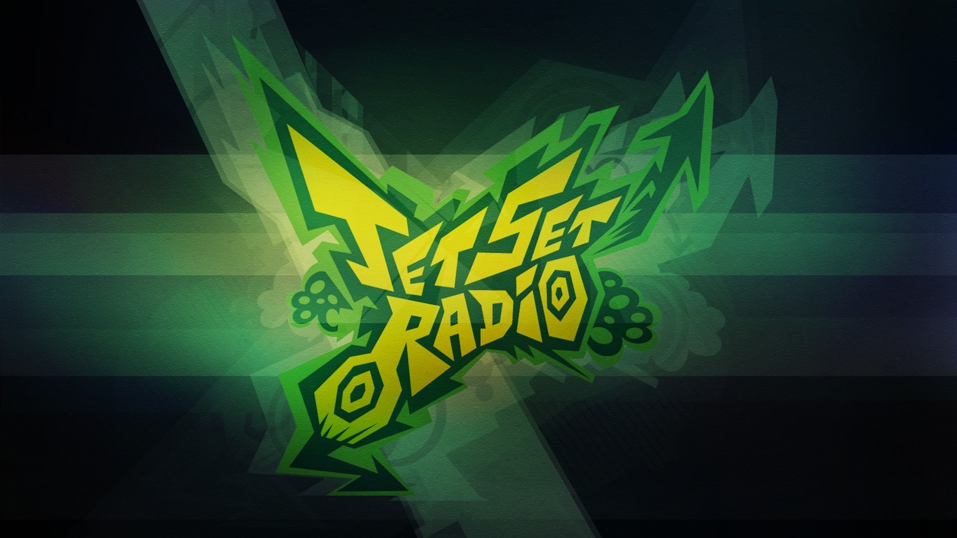 Jet Set Radio Wallpaper Wallpapertag