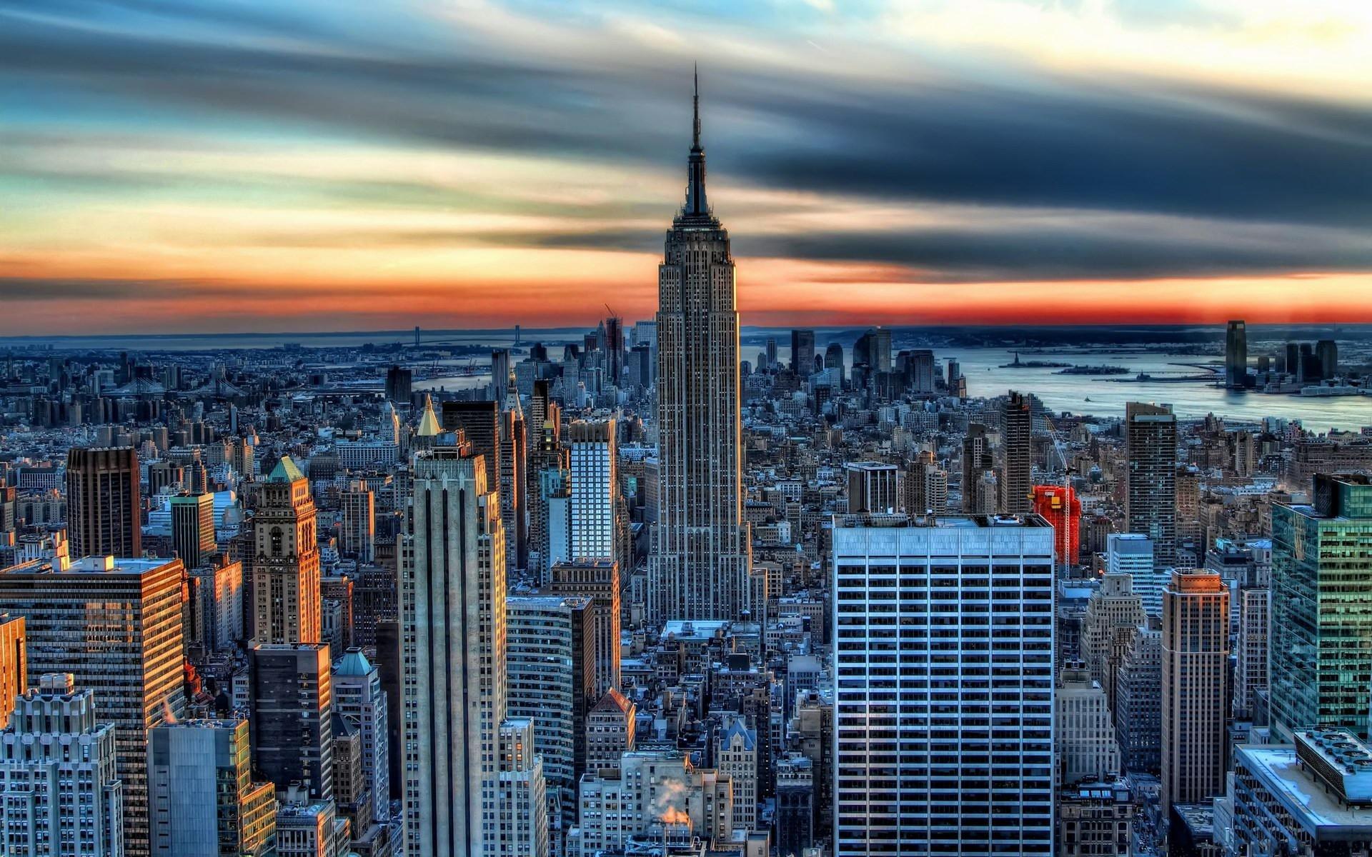 New York City Background ·① WallpaperTag