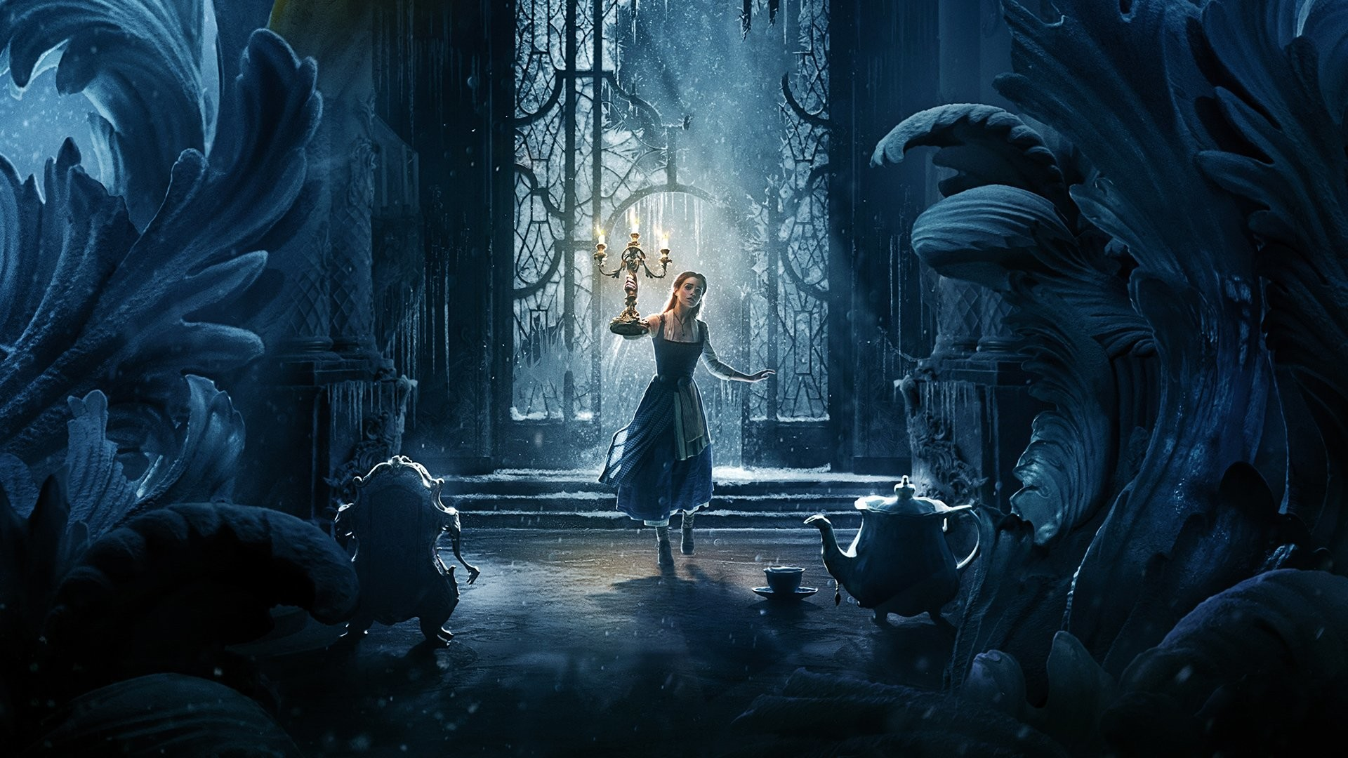 Beauty And The Beast 2018 Hd Wallpapers Wallpapertag