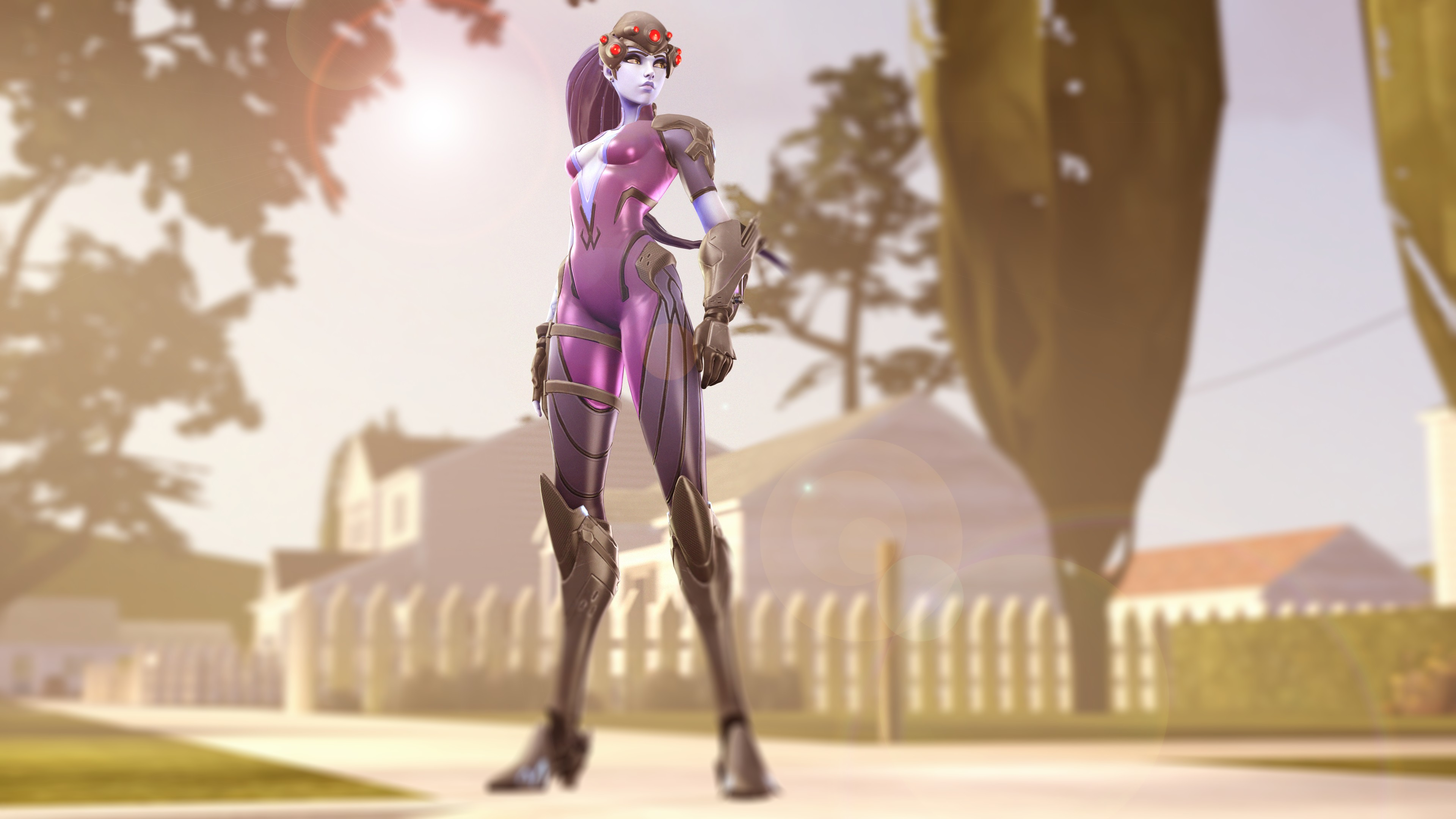 Overwatch Widowmaker Wallpaper 183 ① Download Free Beautiful