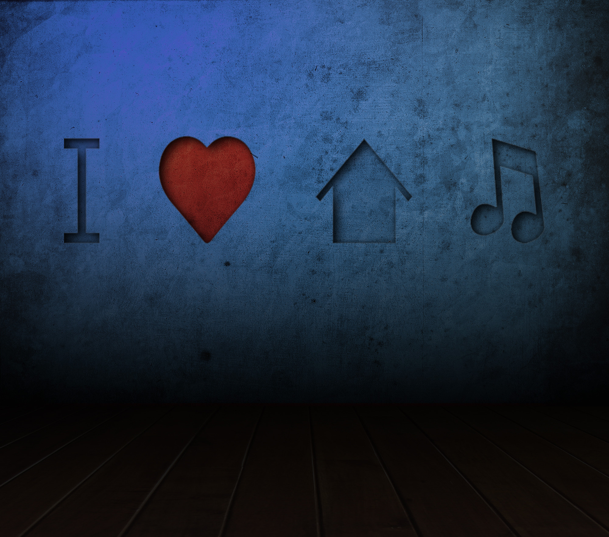 I love house music wallpapers for 2000s house music