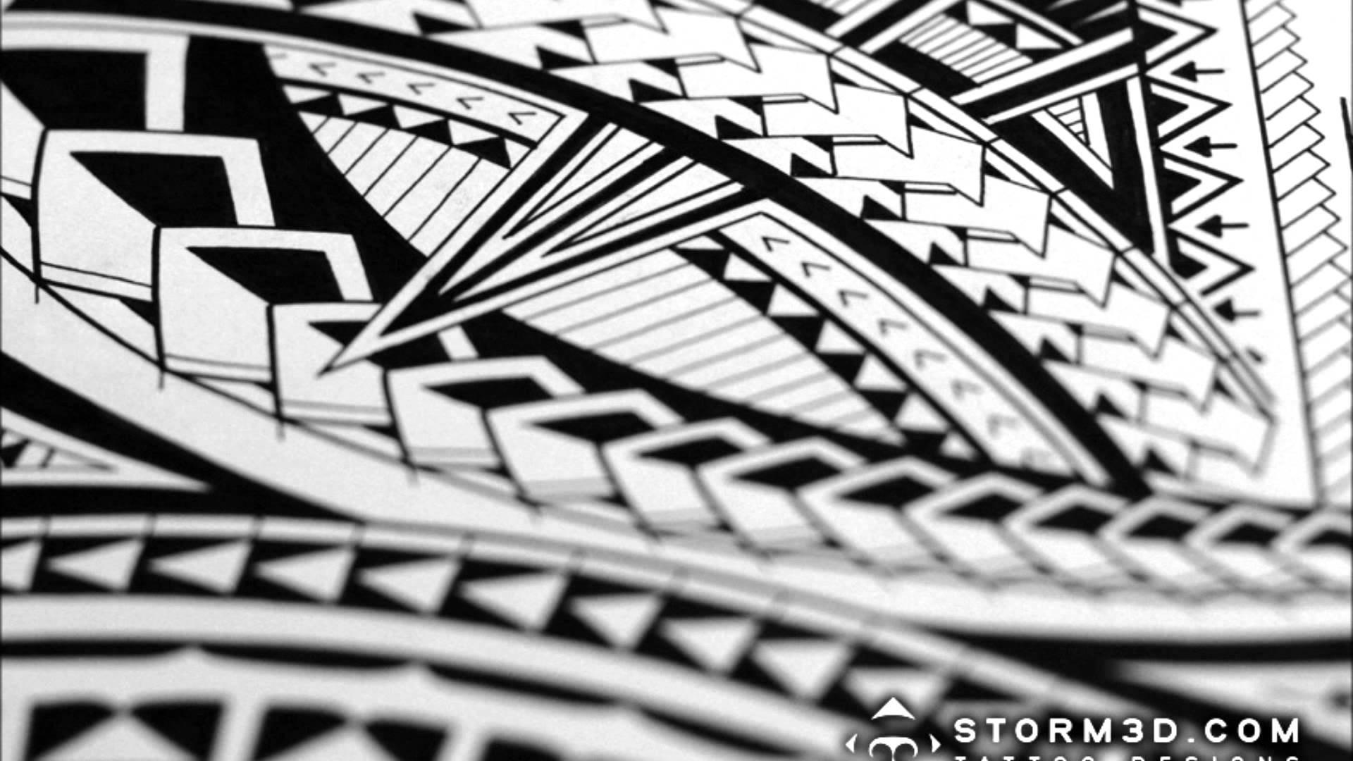Artistic - Other Metal Dark Tribal Wallpaper