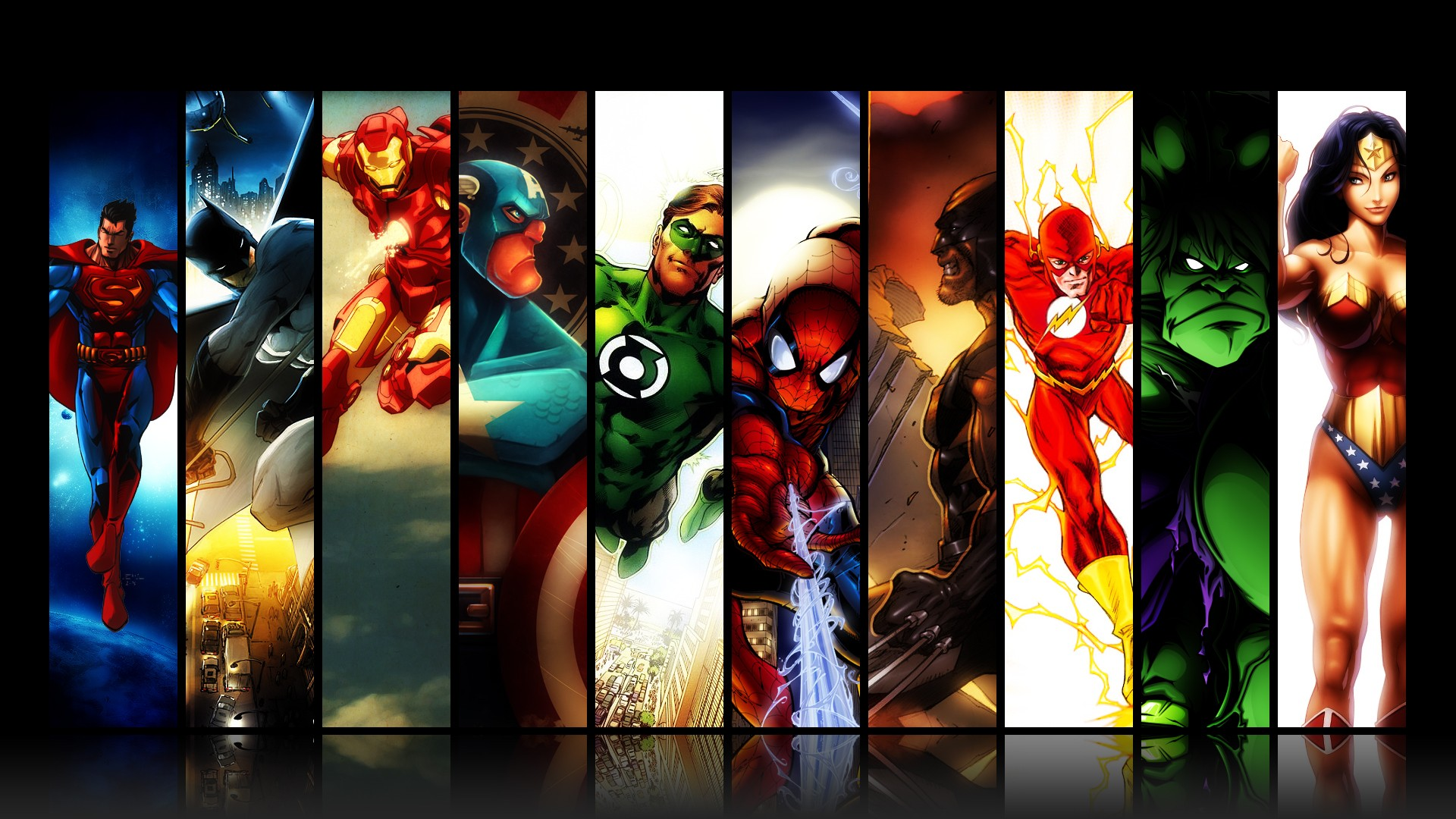 Superhero Background ·① Download Free Awesome HD