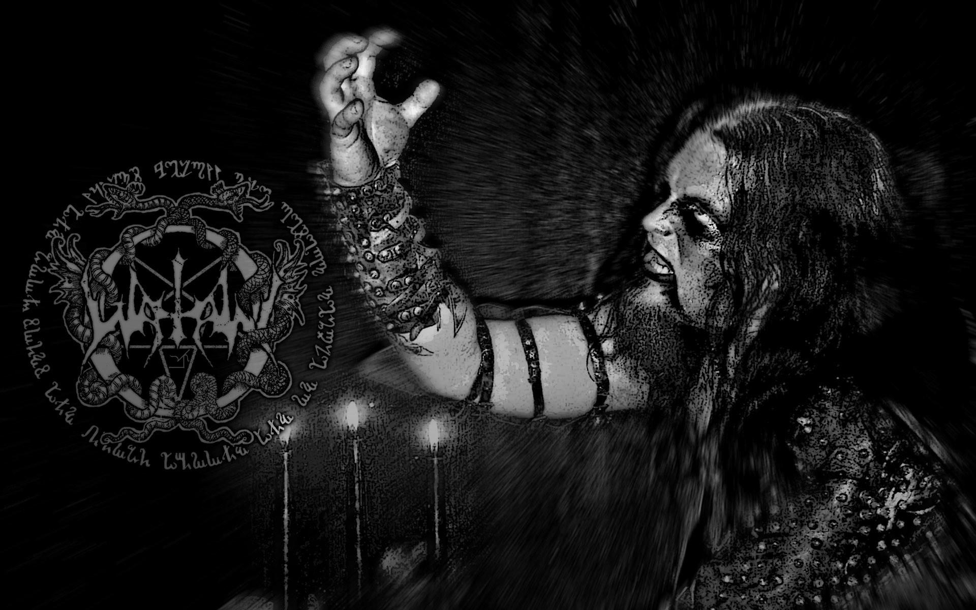 Black Metal Wallpaper 1