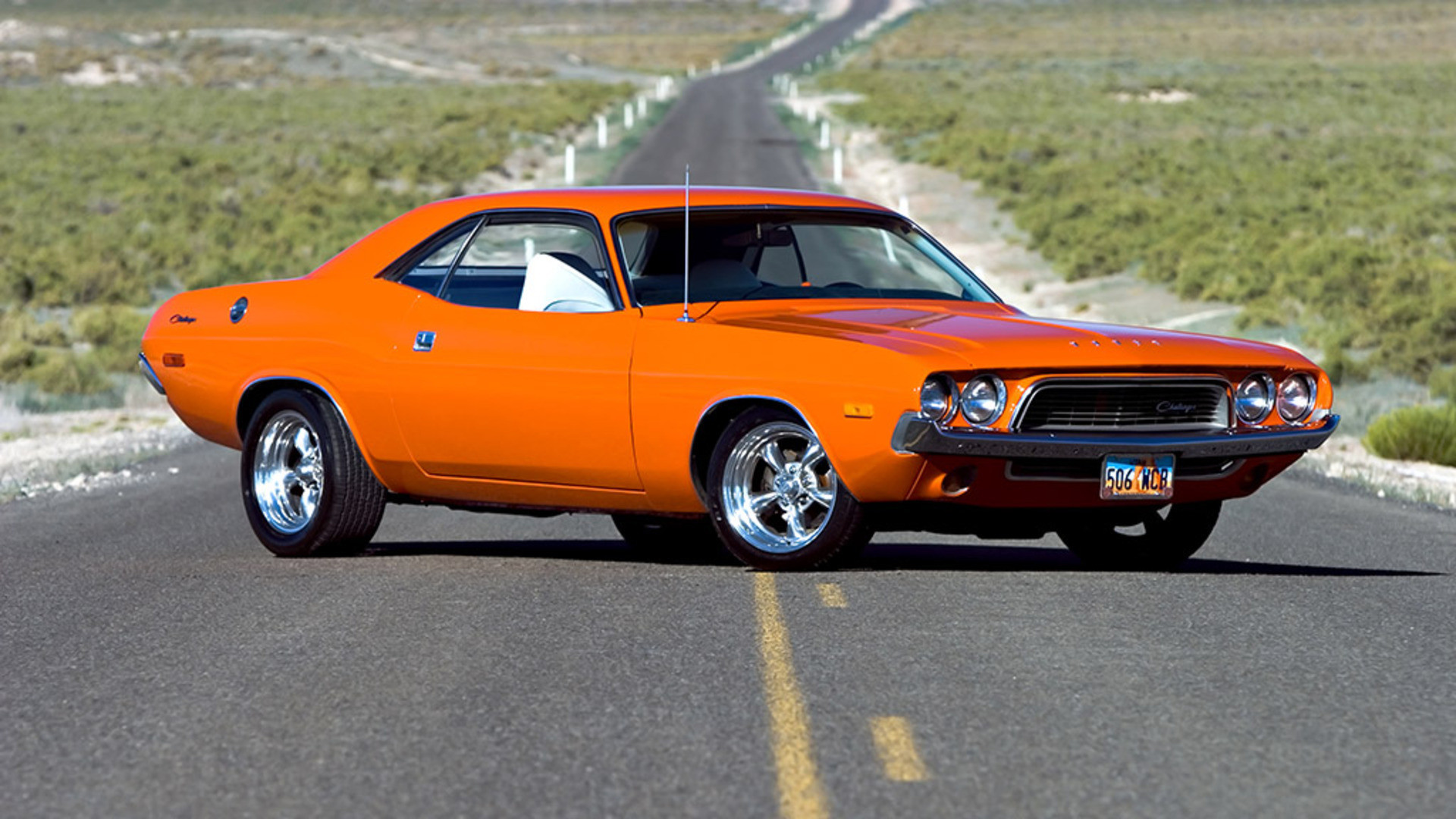 Old Muscle Cars Hd Wallpapers Wallpapertag