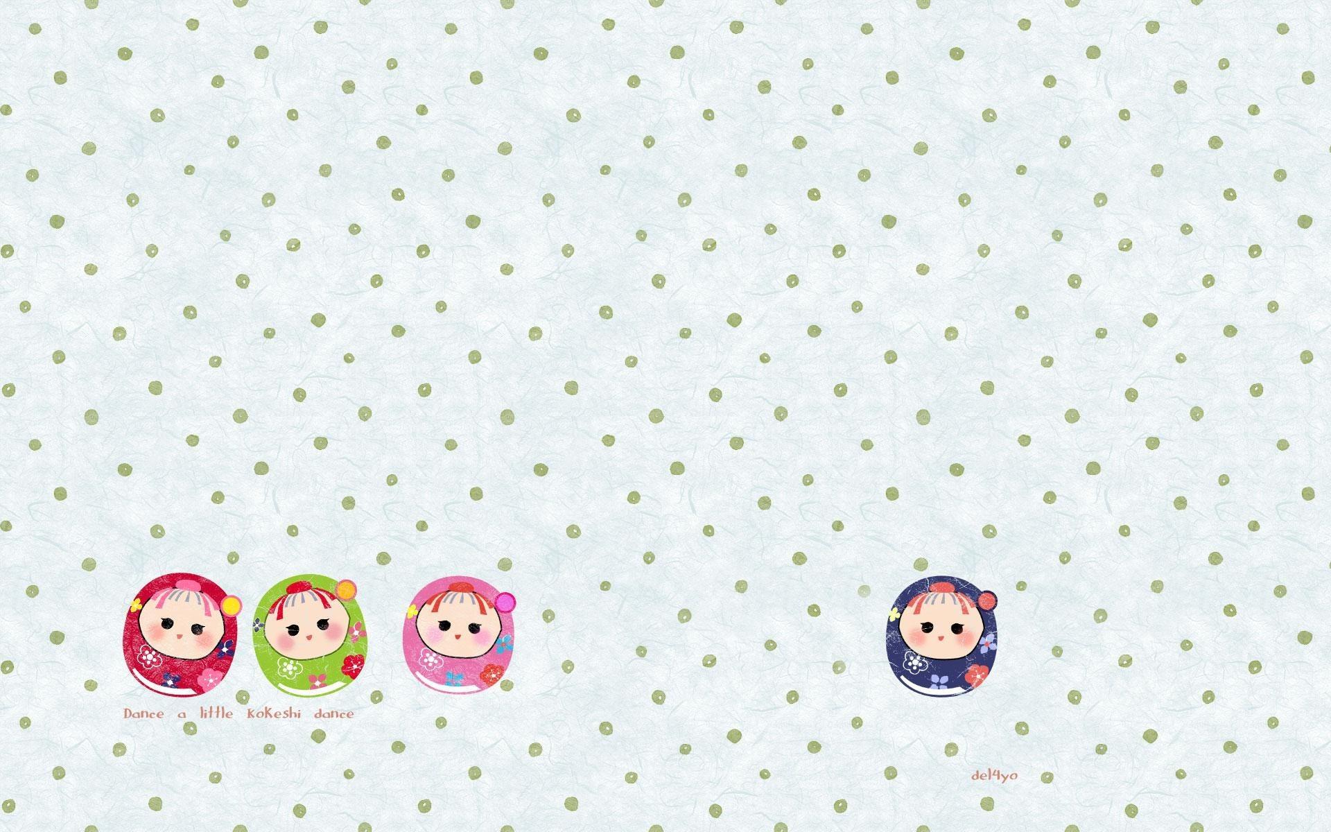 Cute Japanese Background 183 ①