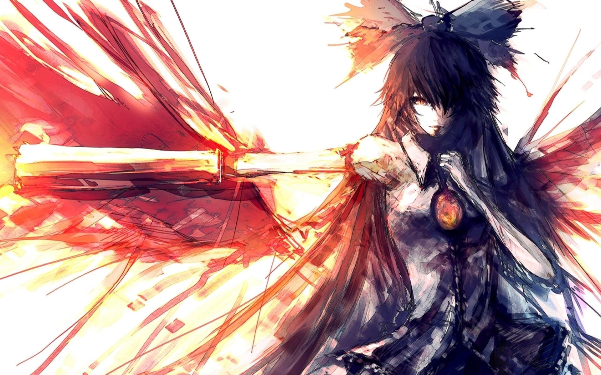 Awesome Anime Backgrounds 1