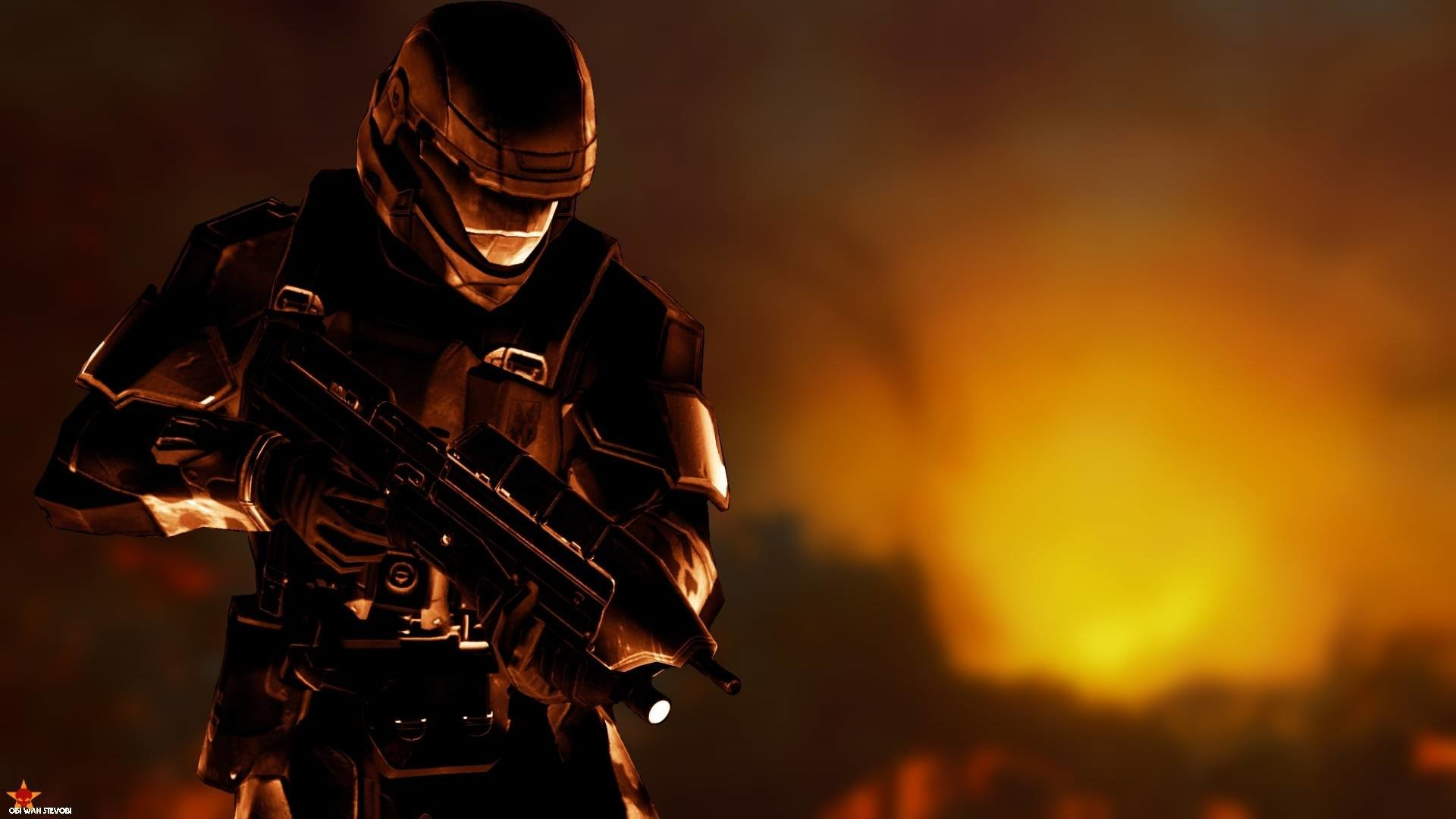 Halo 3 Wallpaper HD 1