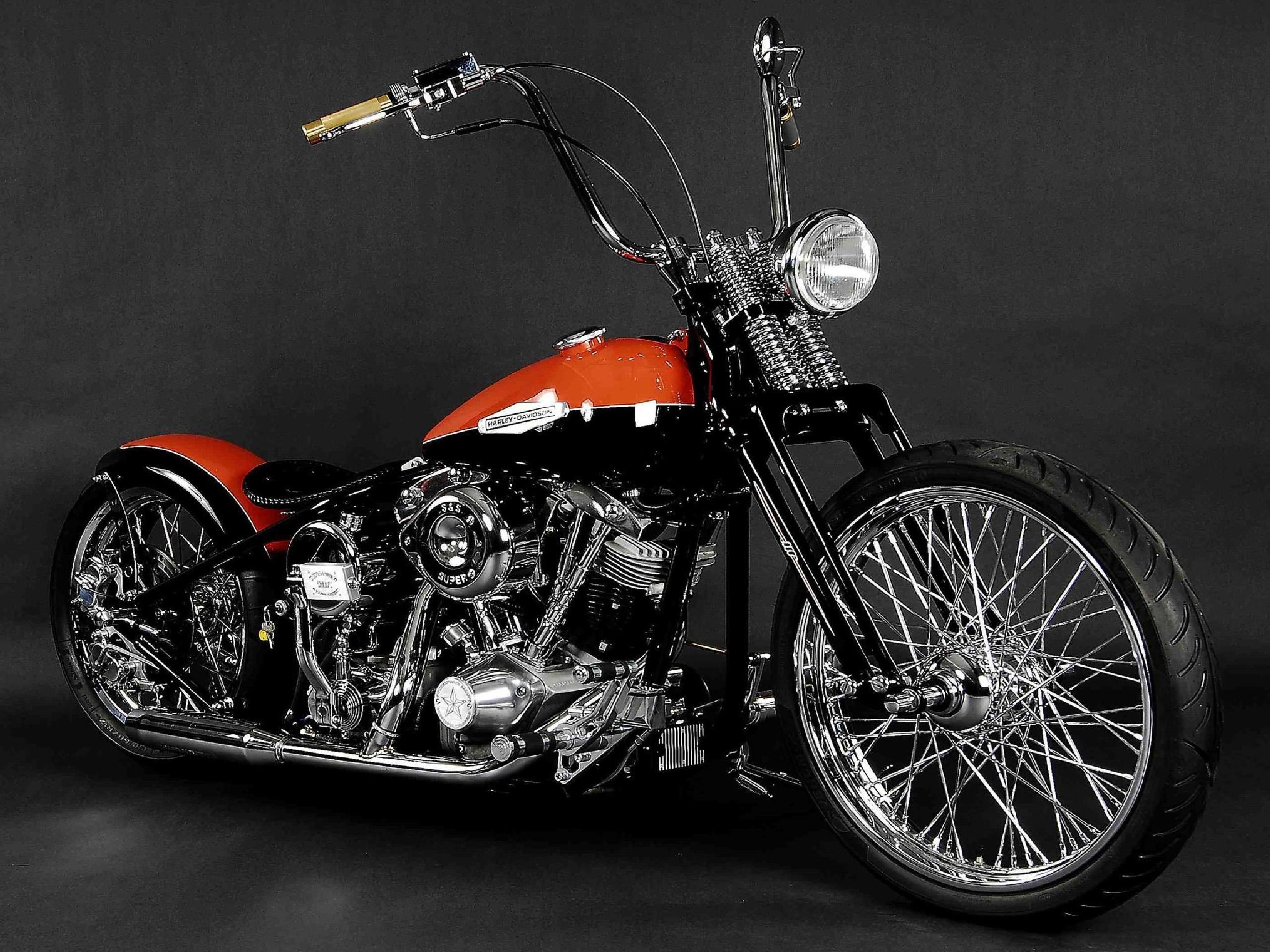 Harley Davidson Backgrounds For Desktop ·① WallpaperTag