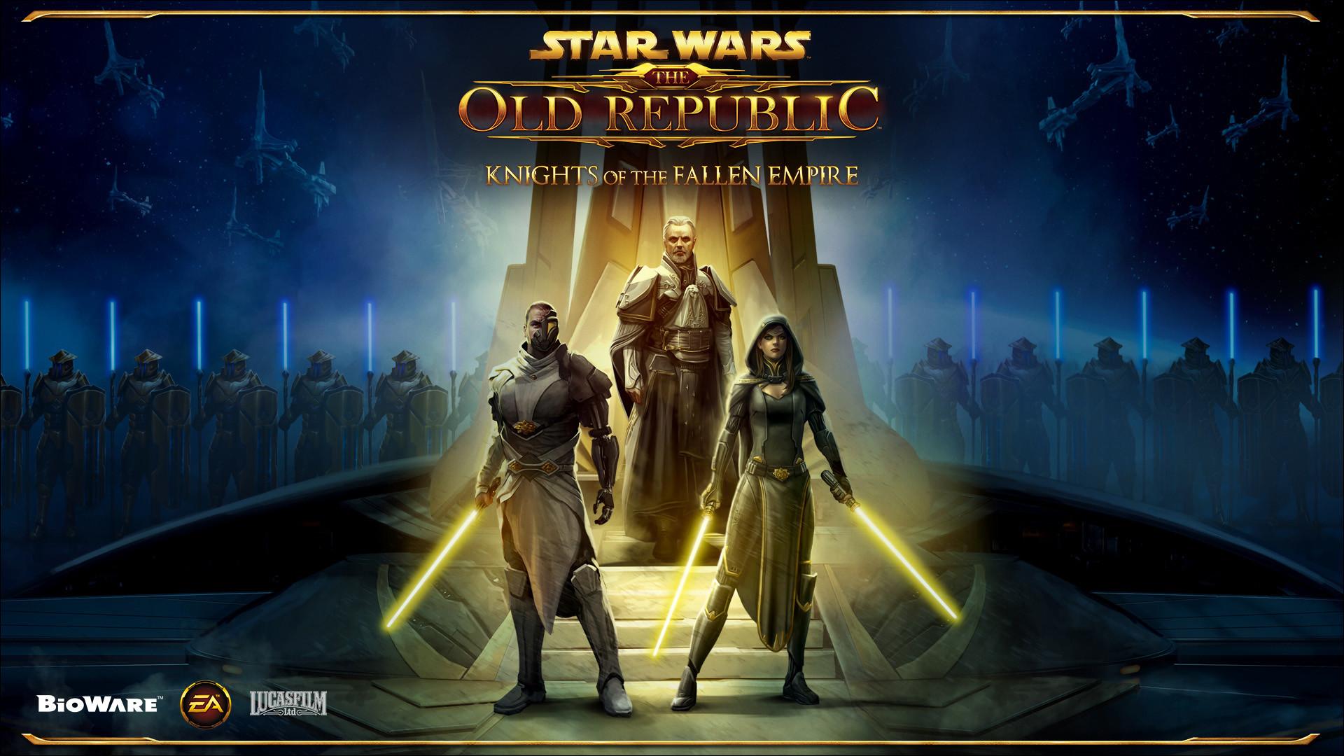 Star Wars Old Republic Wallpaper: Kotor 2 Wallpaper ·①