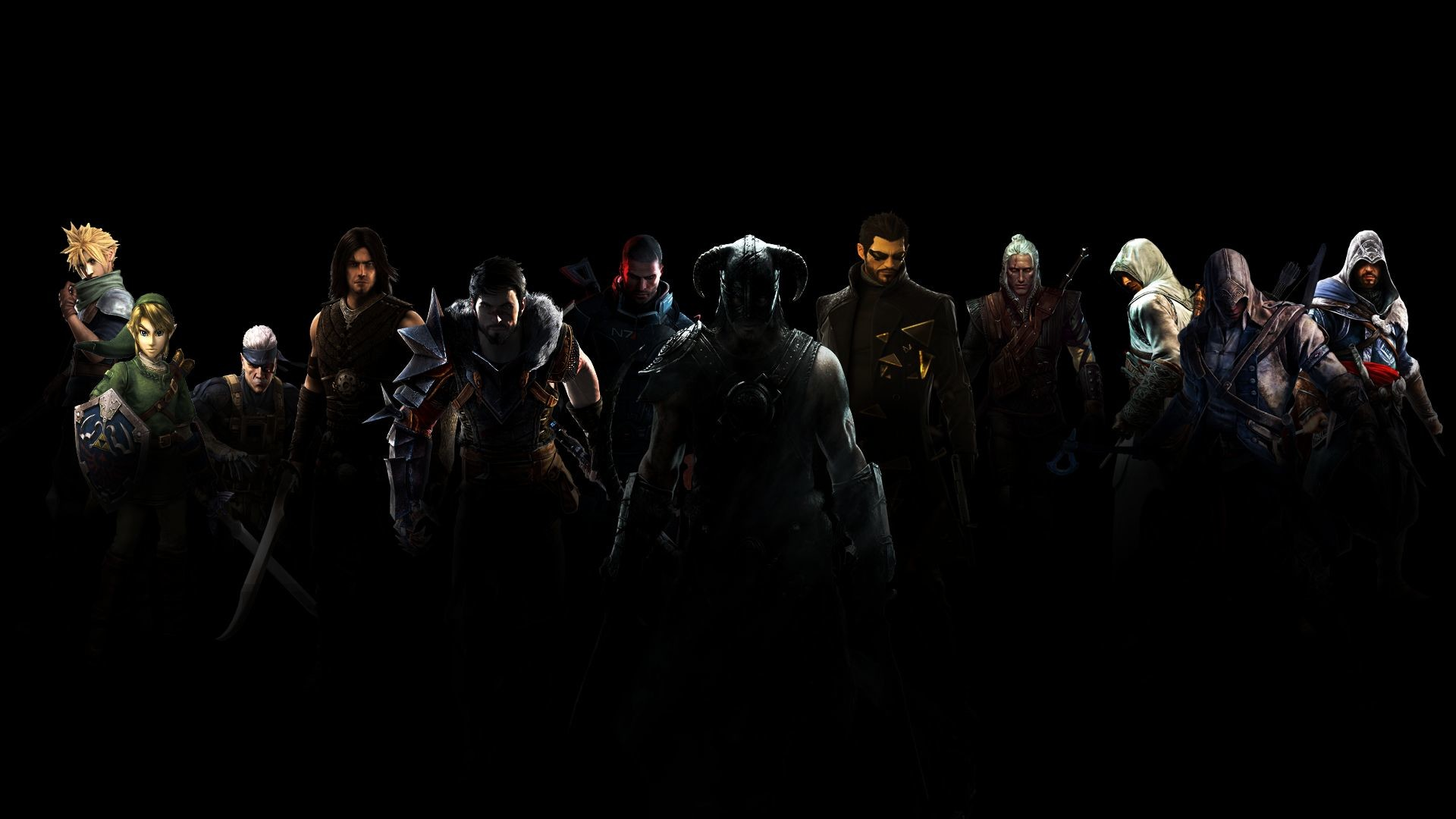 Videogame Wallpaper 1
