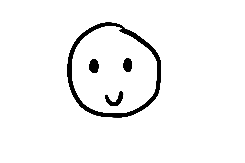 wink face clip art - HD3000×2000
