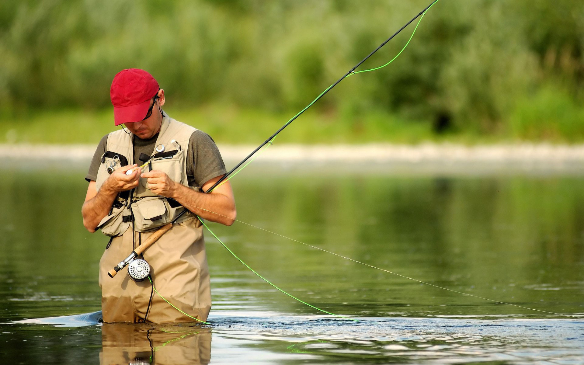 Bass fishing wallpaper backgrounds for Fishing for girls