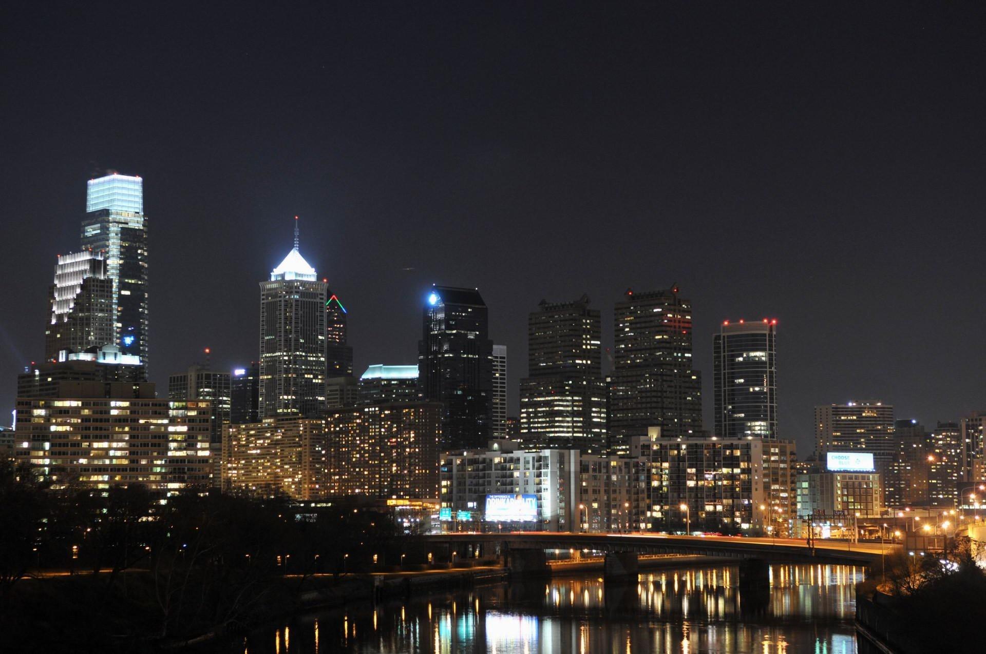 philadelphia ... & Philadelphia Skyline Wallpaper ·?