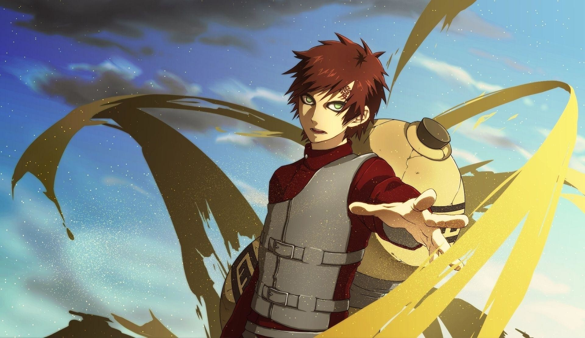 gaara shippuden wallpaper 183��
