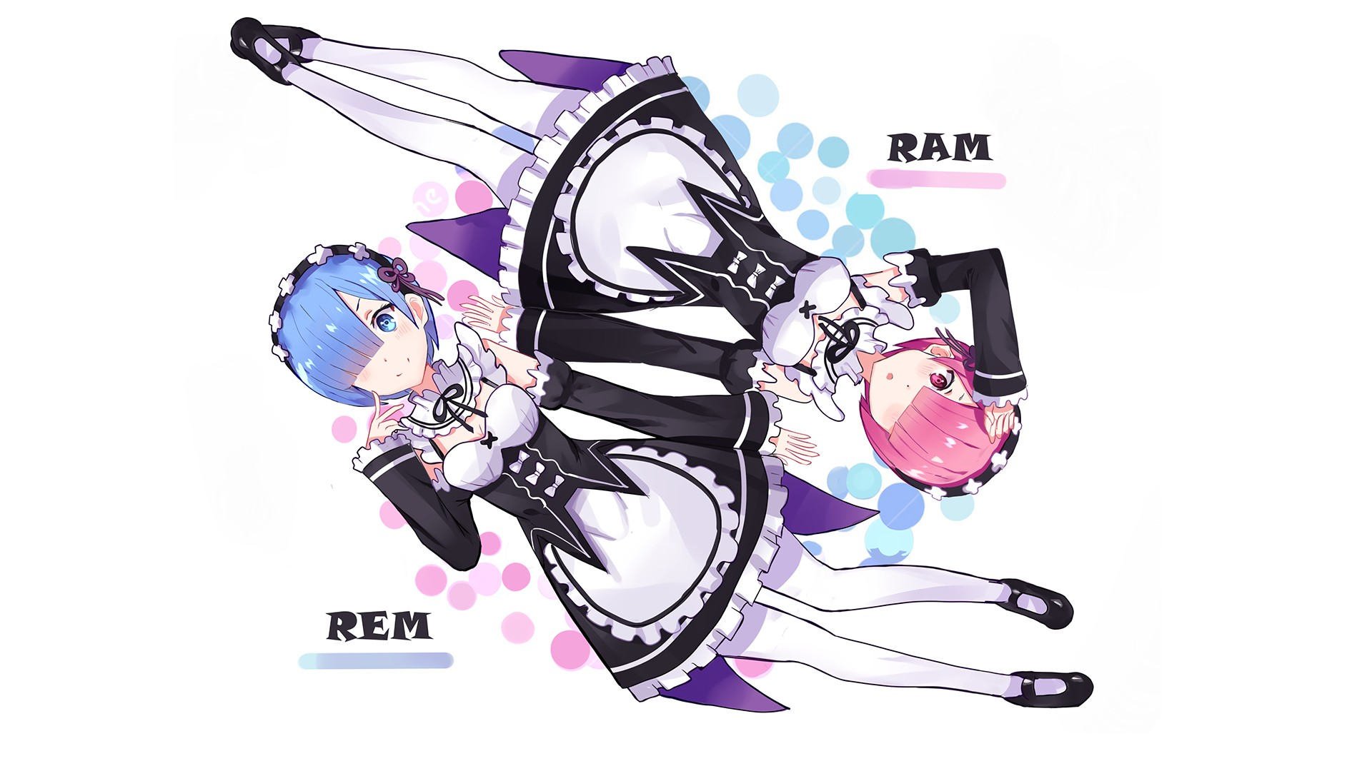Image Result For Anime Wallpaper Rema