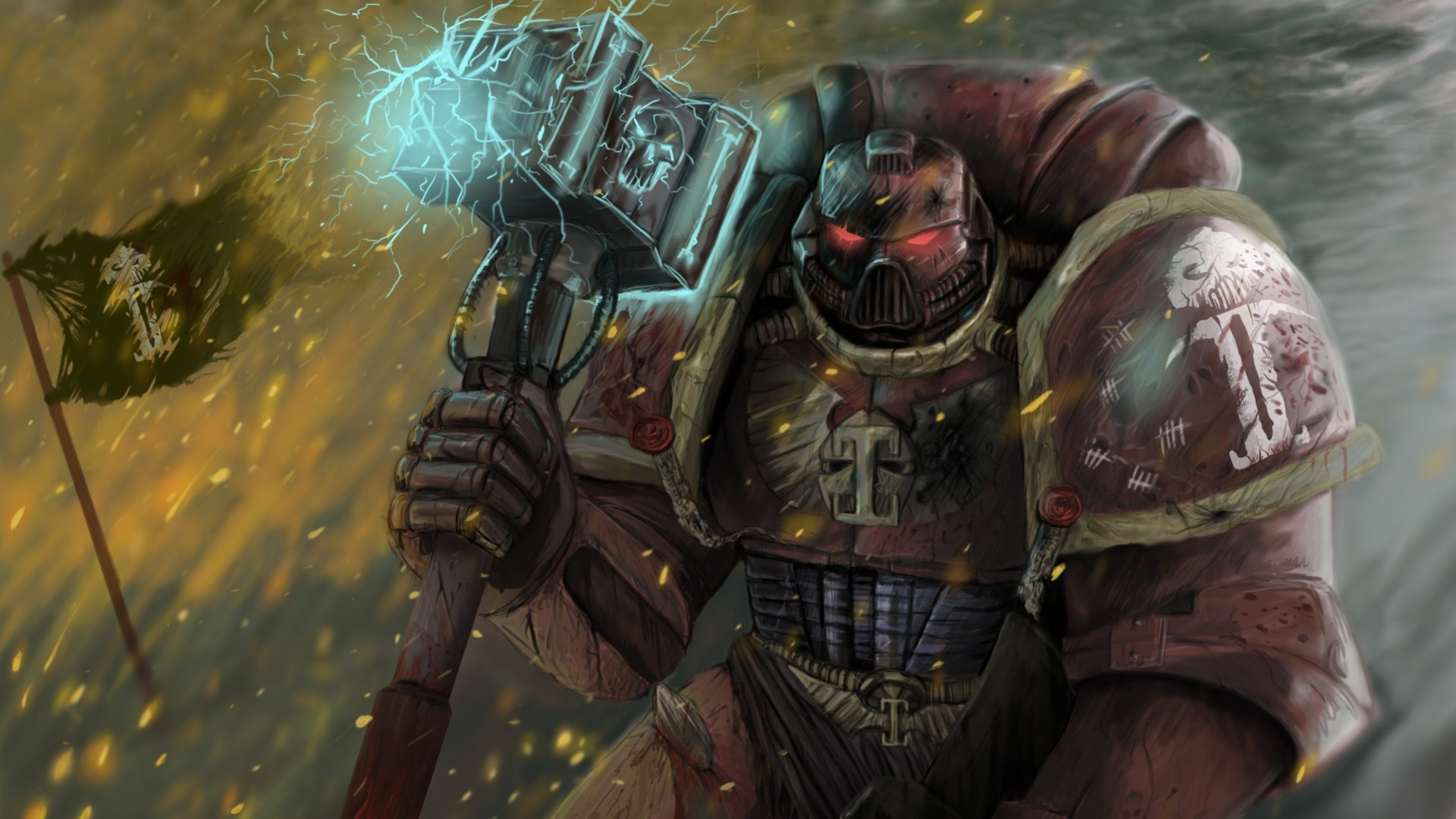 Space Marine Wallpapers Wallpapertag