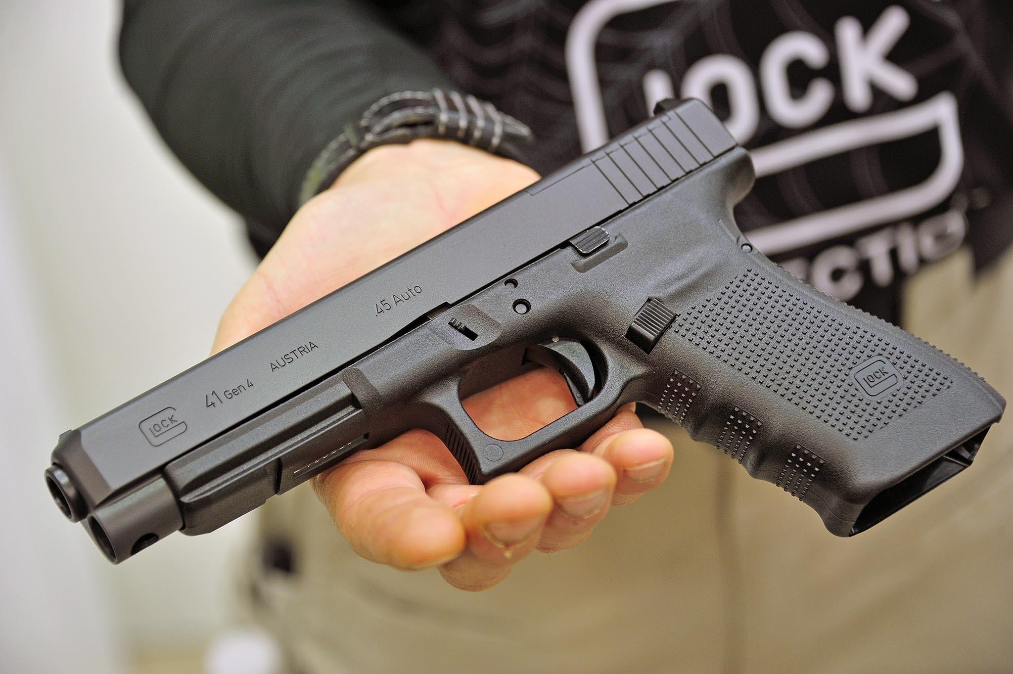 Glock 17 Gen 4 Wallpaper 1
