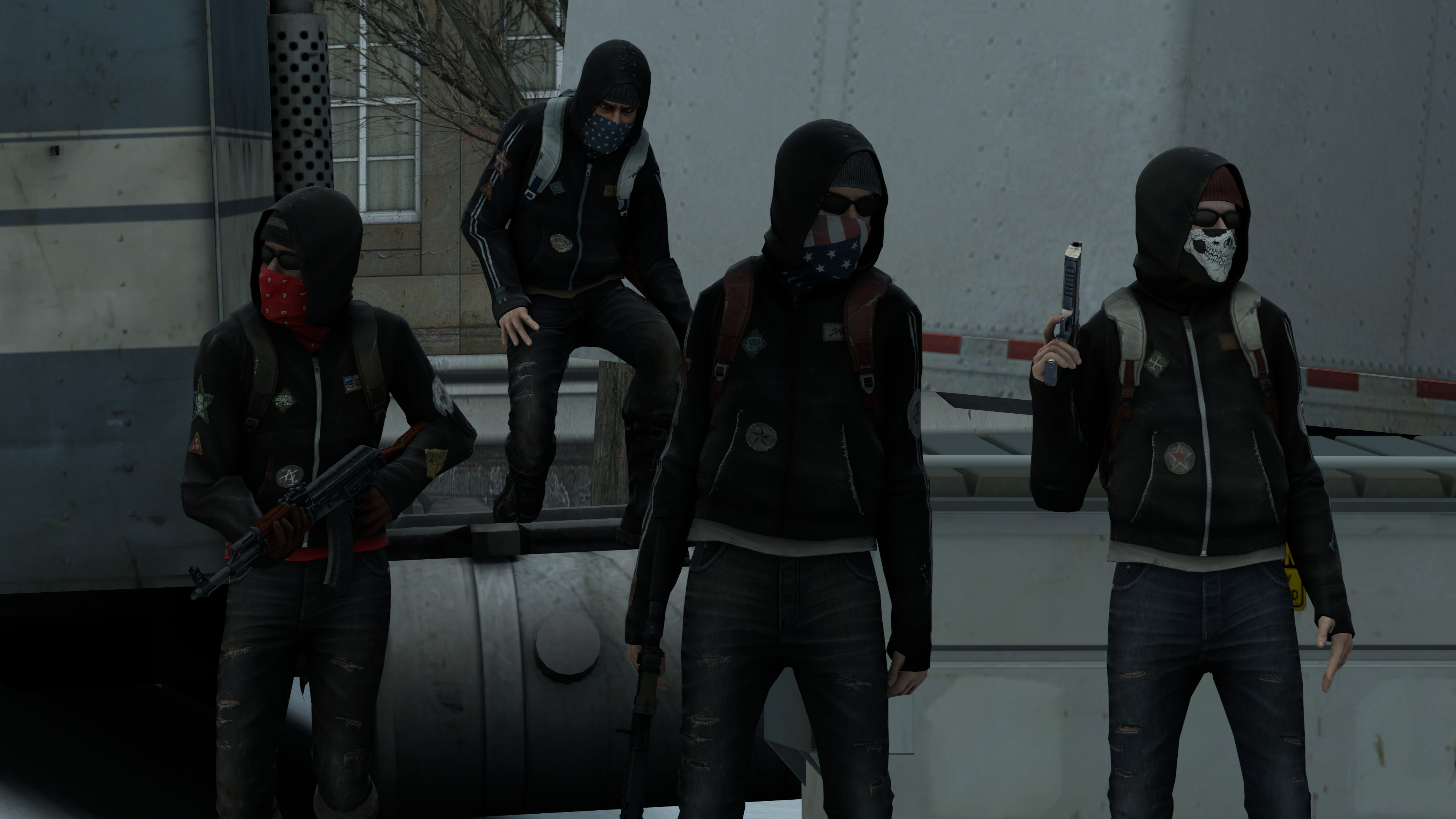 Counter Strike Global Offensive Terrorist