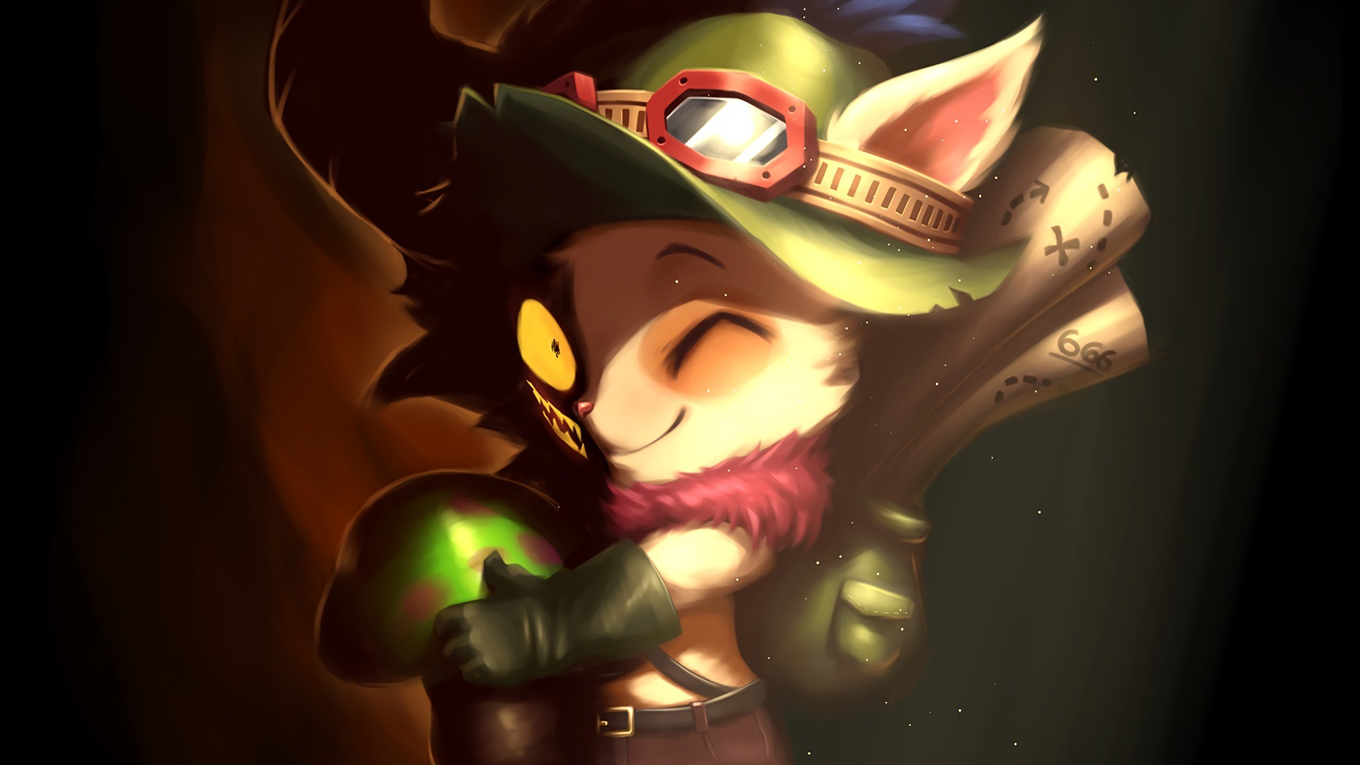 Teemo Wallpapers Wallpapertag