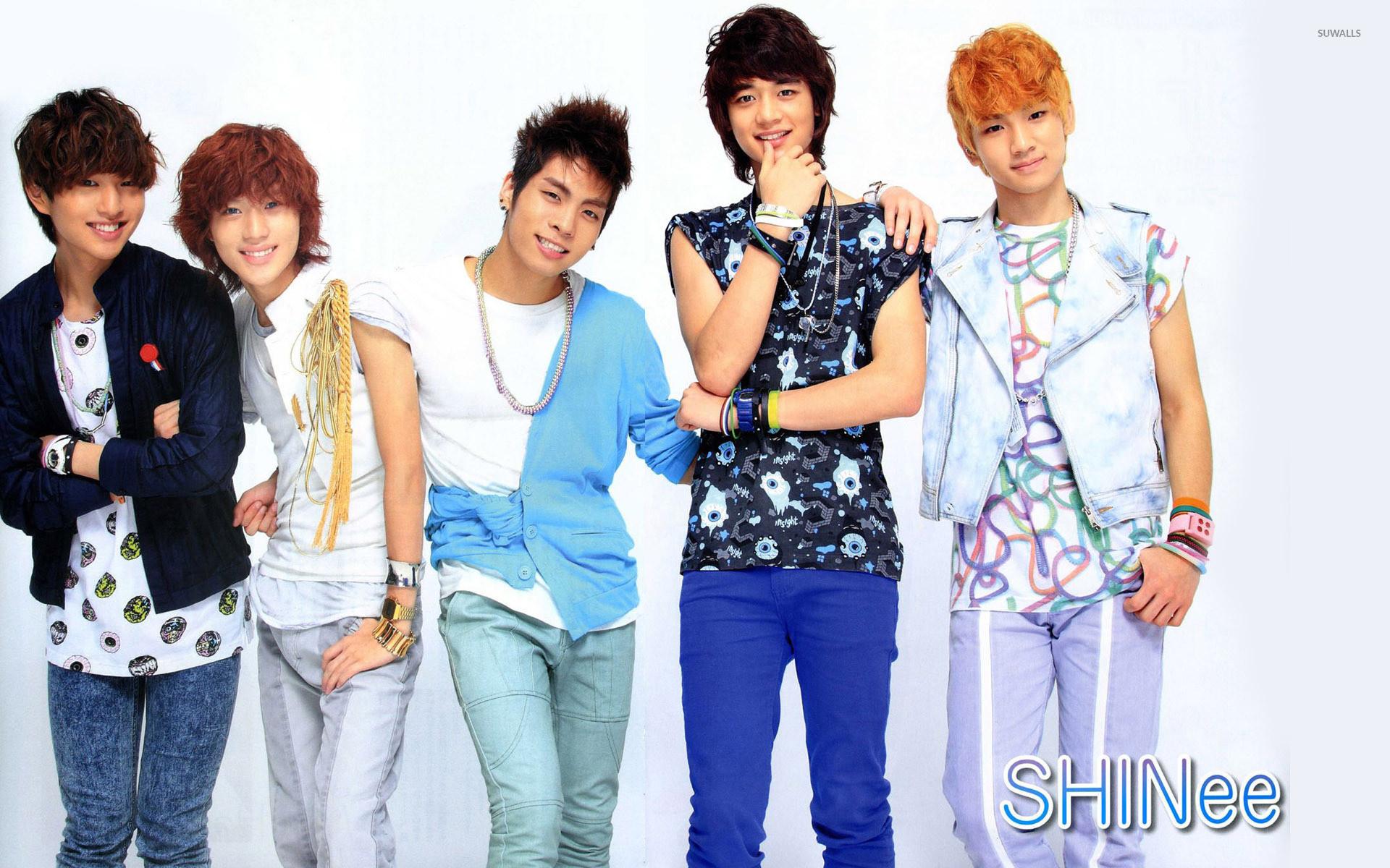 Shinee Wallpaper ·① WallpaperTag