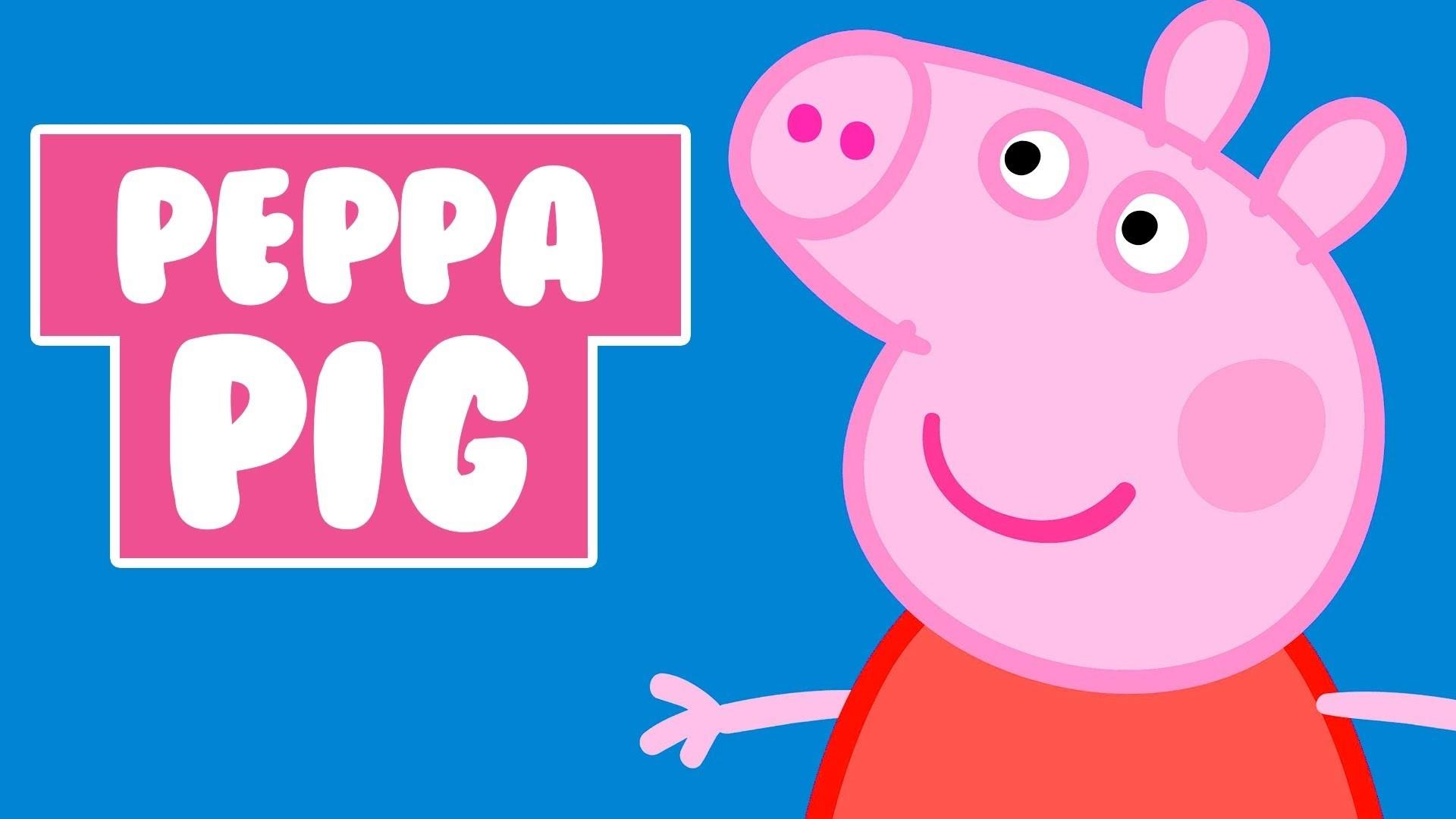 Peppa Pig Wallpapers Wallpapertag