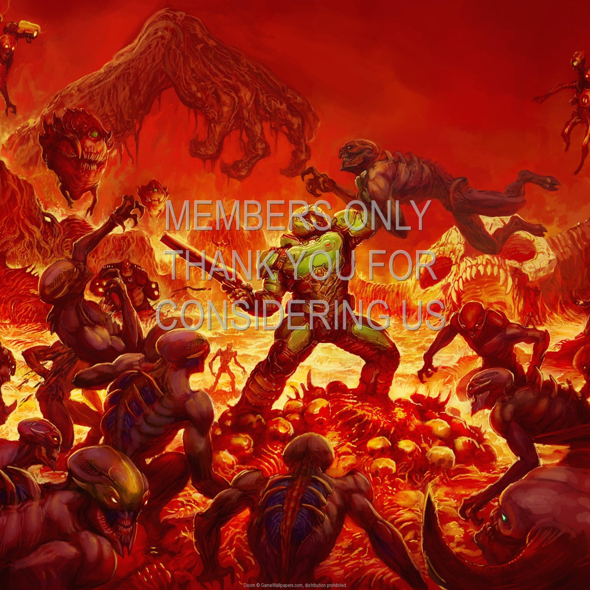 Doom wallpaper 1920x1080 ·① Download free full HD backgrounds for