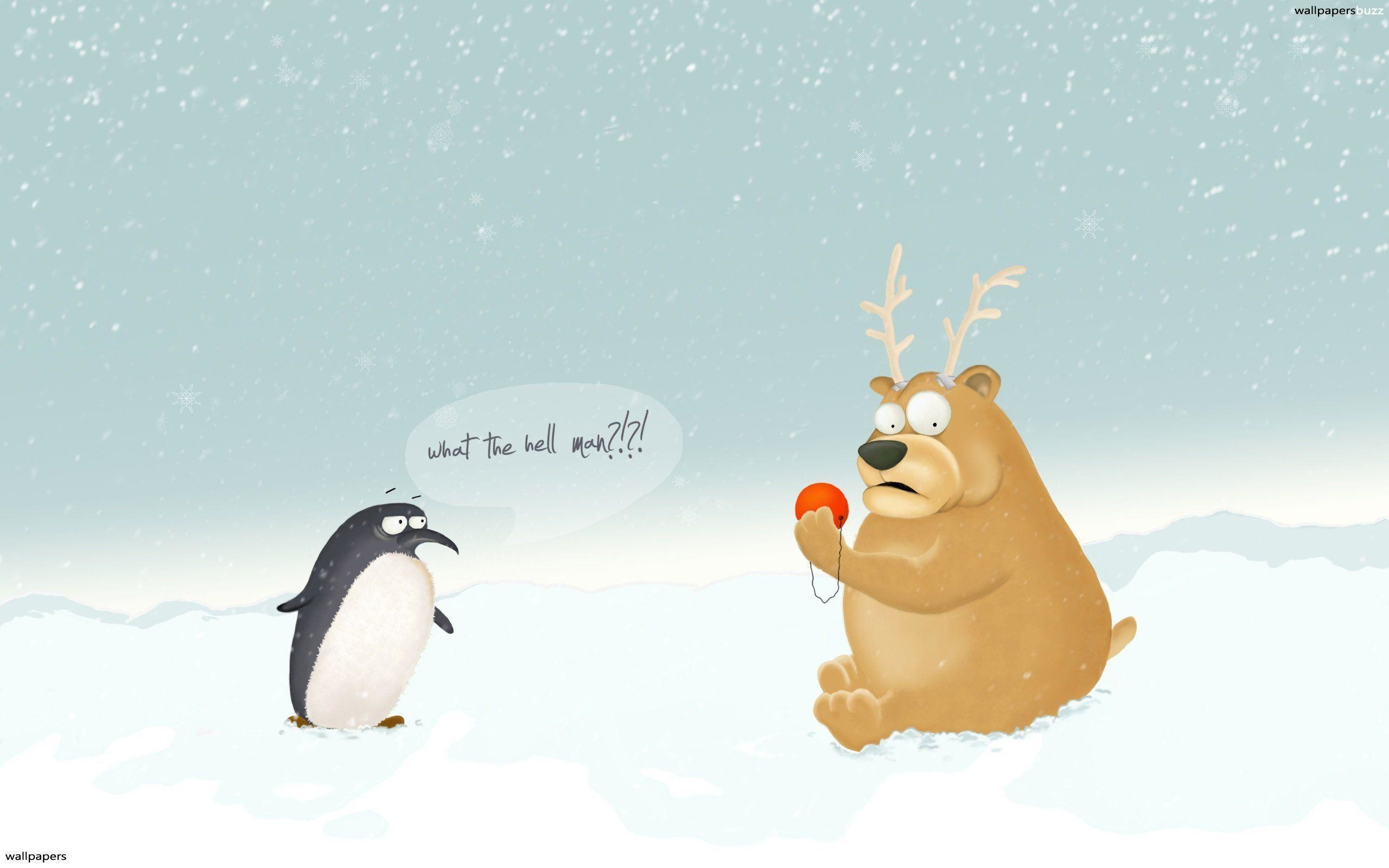 Funny christmas wallpapers wallpapertag - Free funny christmas desktop wallpaper ...