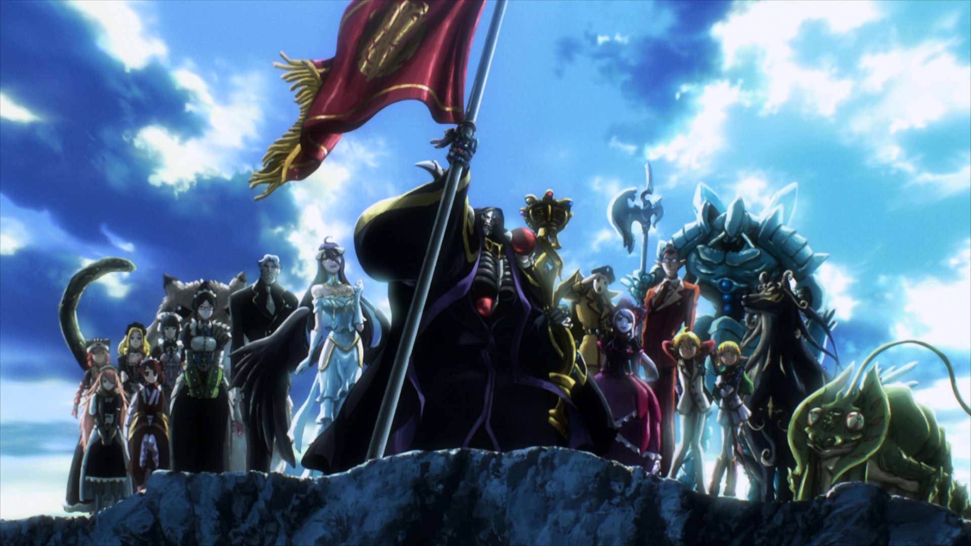 Overlord Anime Wallpaper  C B E  A Download Free Stunning