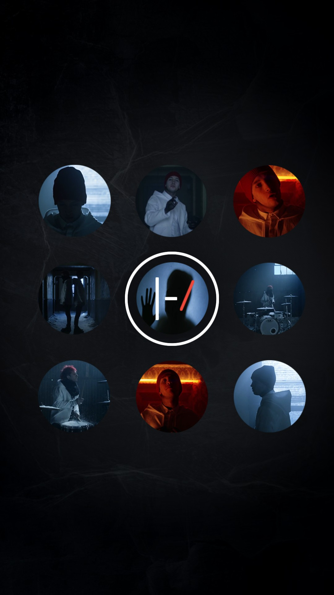 Twenty One Pilots background ·① Download free cool High ...