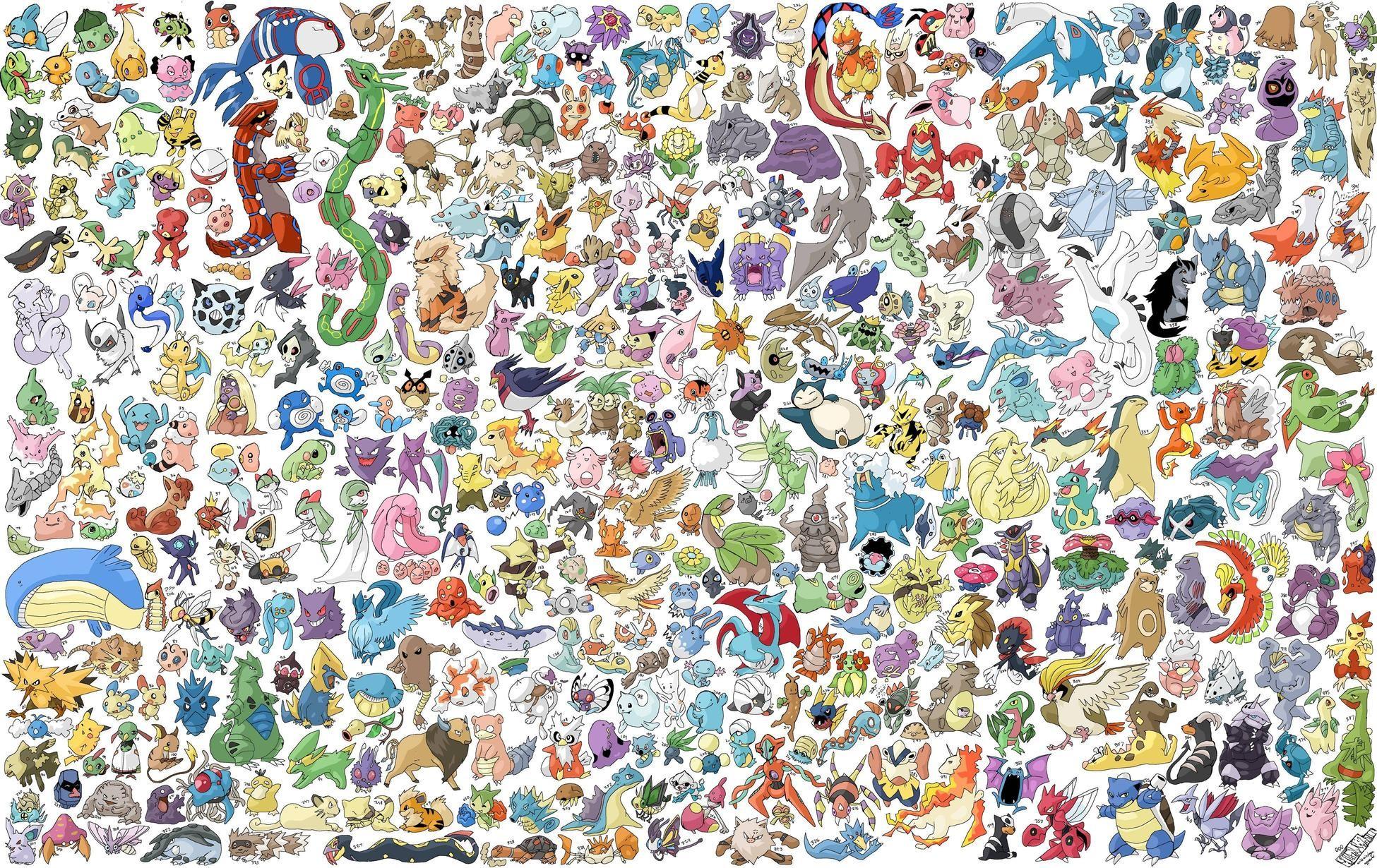 Cool Pokemon Backgrounds ·① WallpaperTag