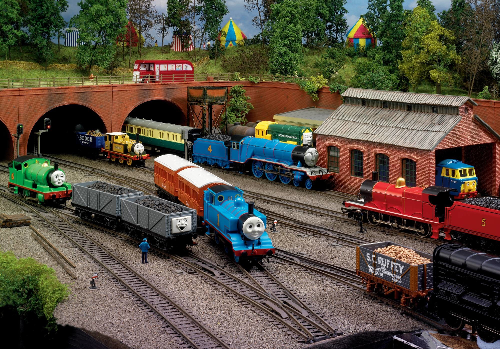 Thomas The Train Desktop