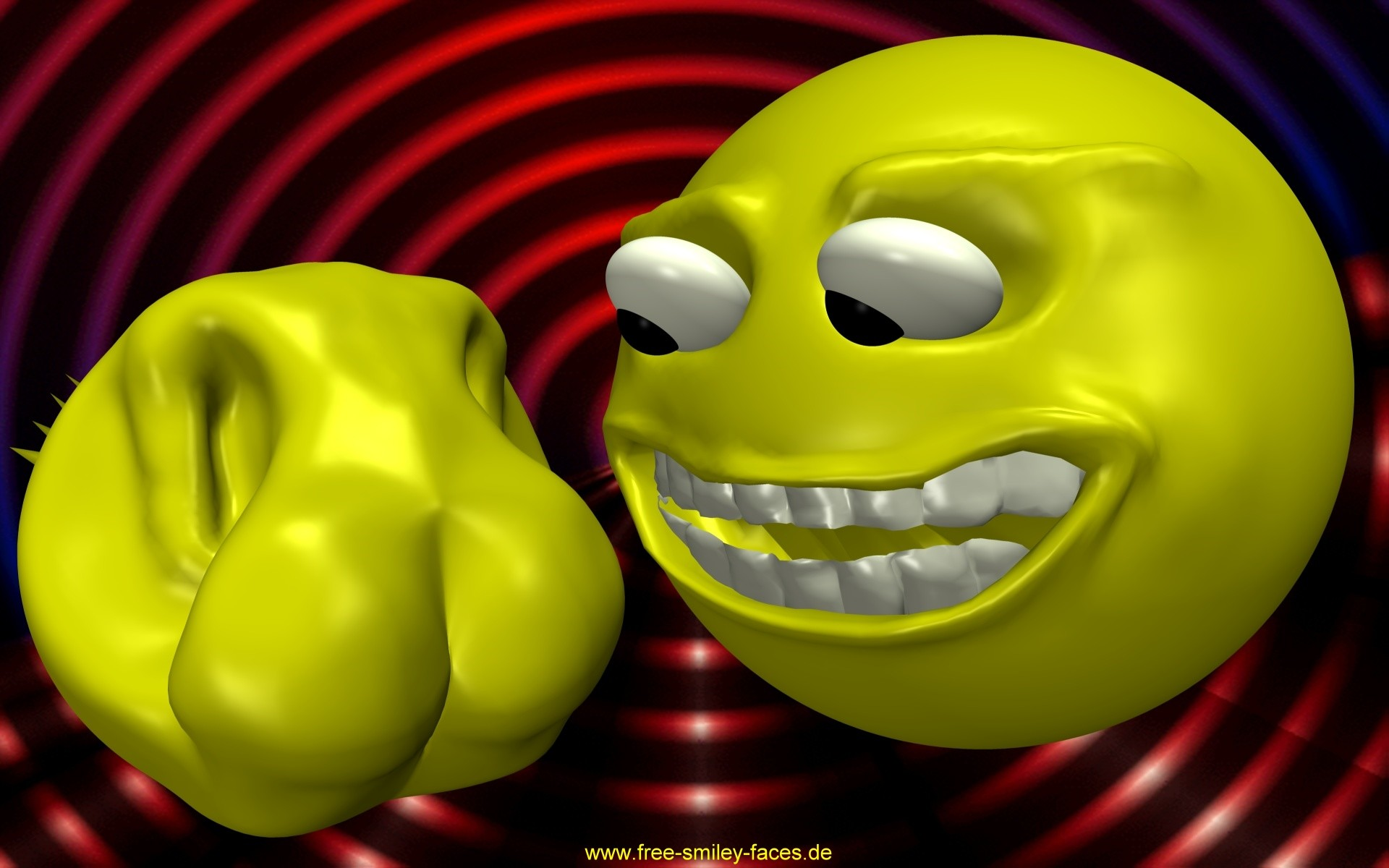 Smiley face wallpaper smiley voltagebd Choice Image
