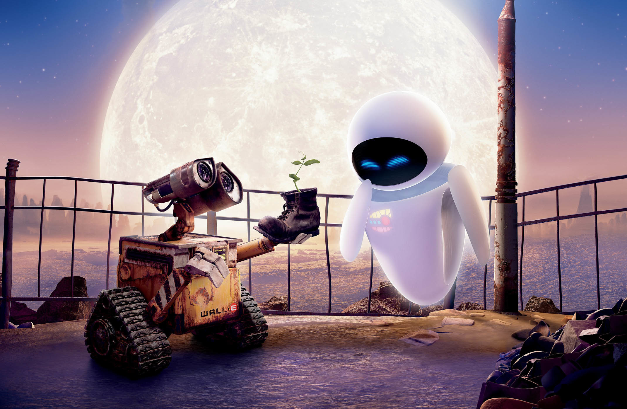 wall e wallpapers ·①