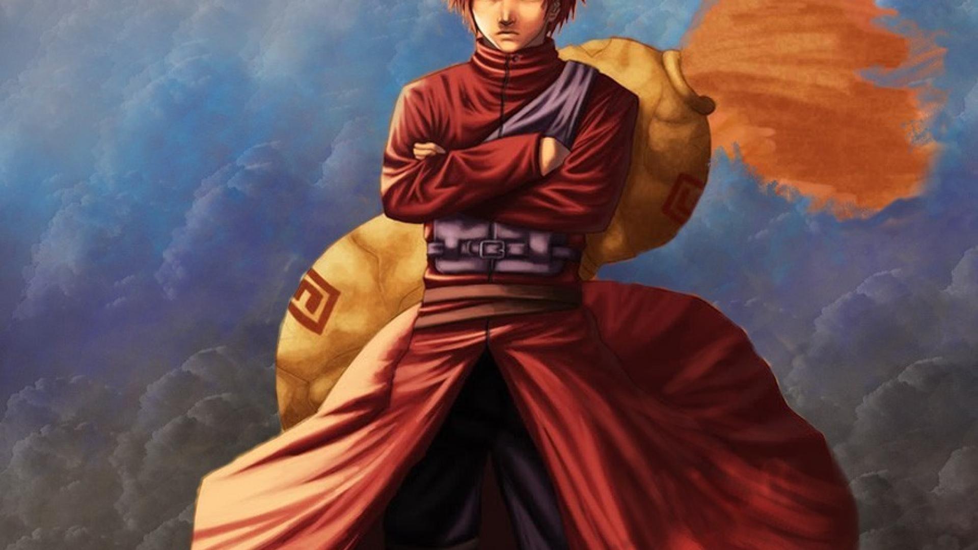 Naruto and Gaara Wallpaper ·① WallpaperTag
