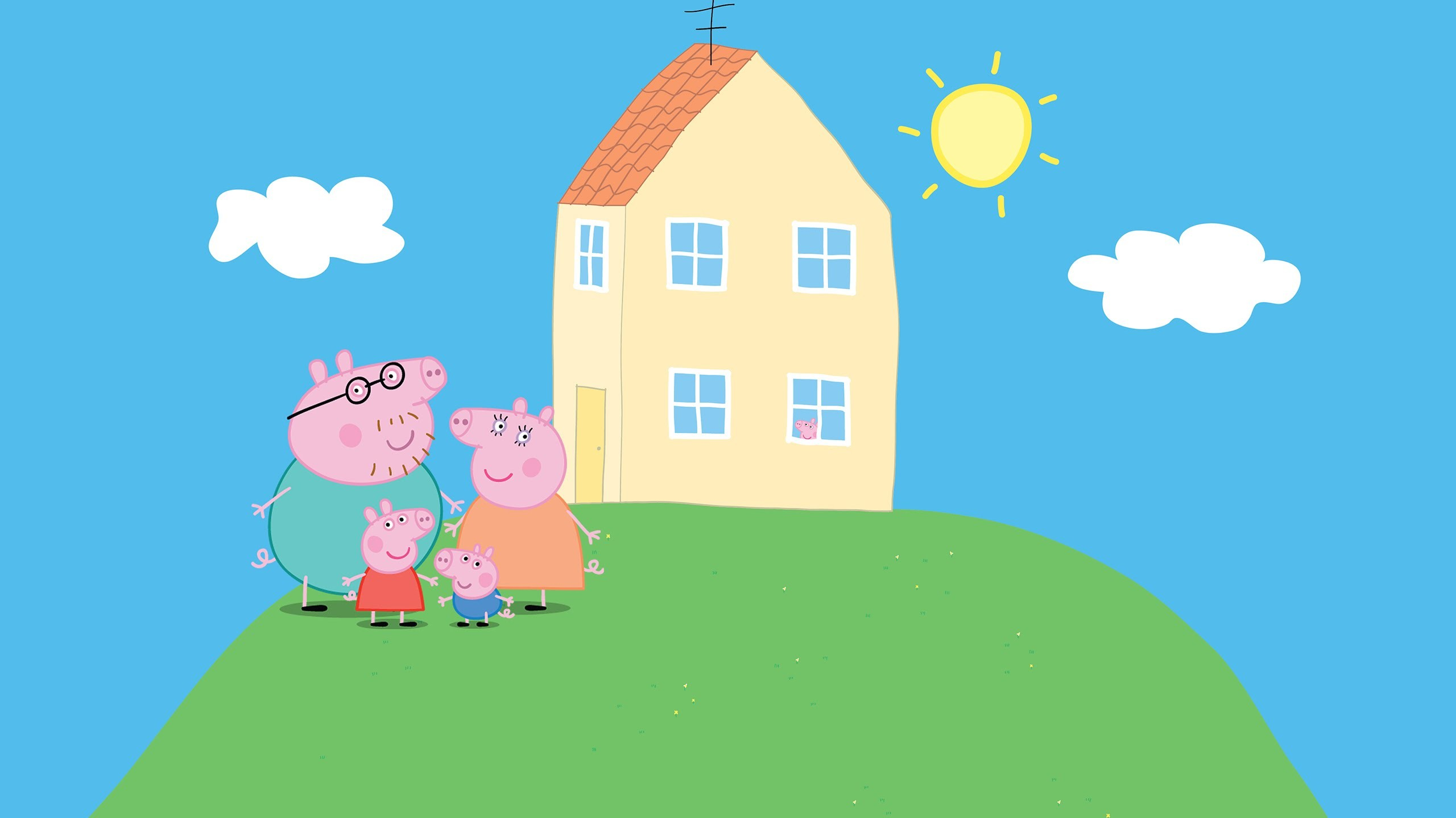 612957 download peppa pig wallpapers 2560x1440 for windows 10