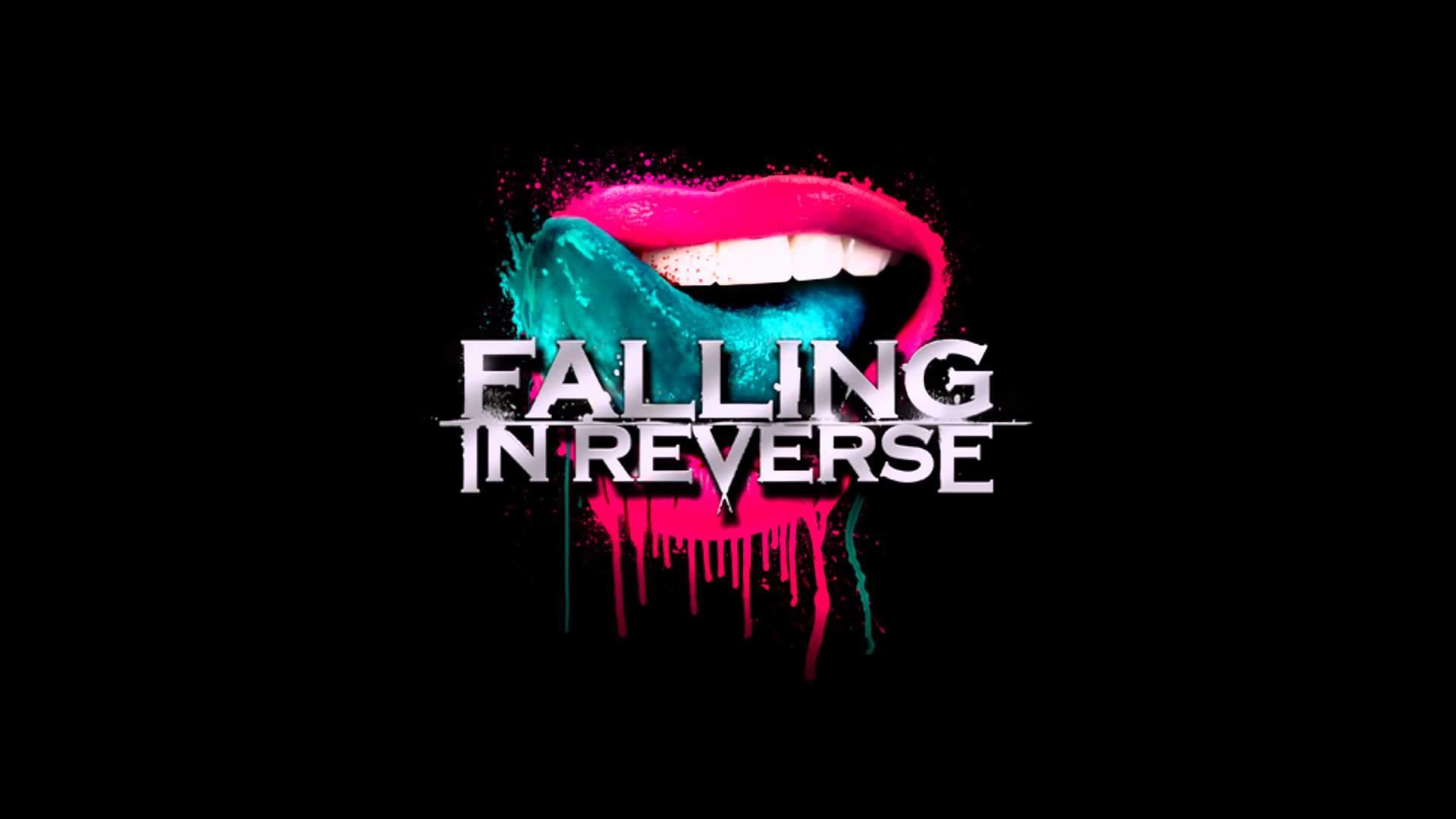 Falling In Reverse Logo Falling in Reverse Wal...